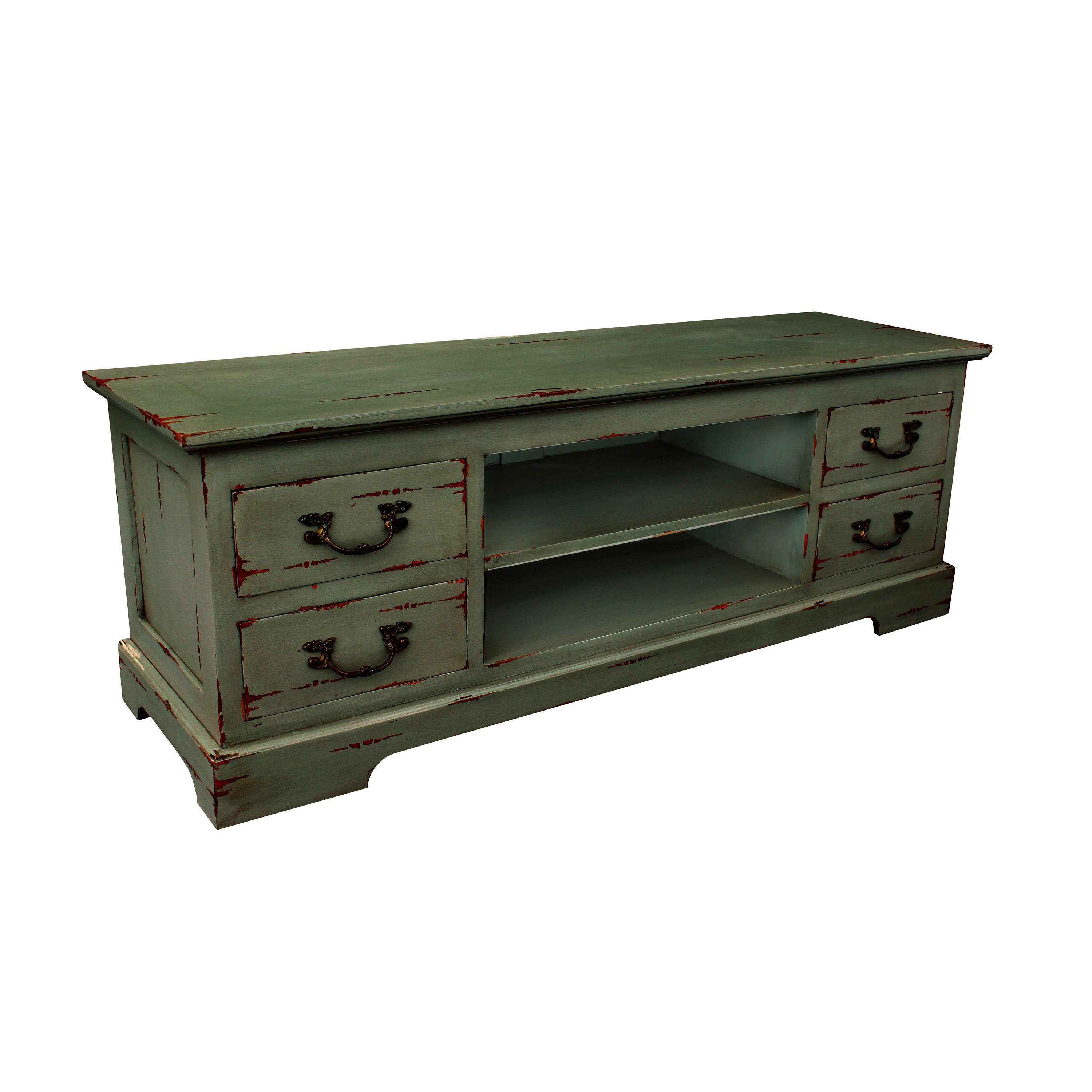 Most Current Mahogany Tv Stands Within Shop Handmade Nes Madison Solid Mahogany 55 Inch Tv Stand / Console (View 15 of 20)