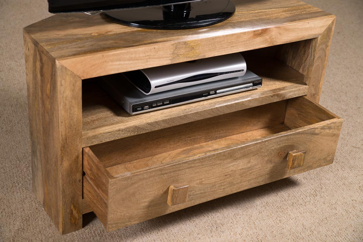 Most Current Mango Tv Stands In Light Mango Corner Tv Unit Next Dark Stand Dakota Wood Uk Opus (Gallery 1 of 20)