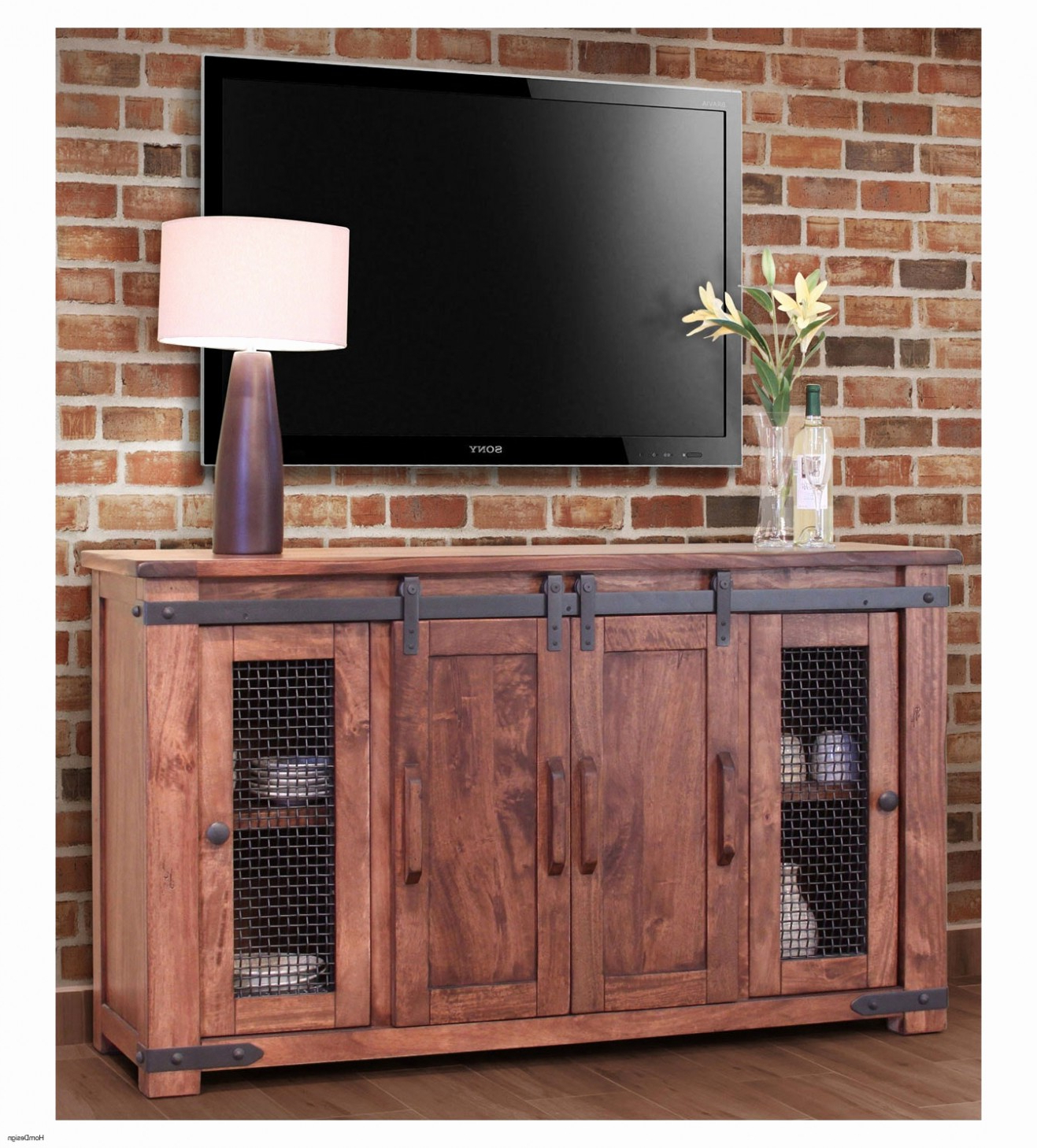 Most Current New Rustic Tv Stands For Flat Screens — Foothillfolk Designs In Sinclair Grey 74 Inch Tv Stands (View 9 of 20)