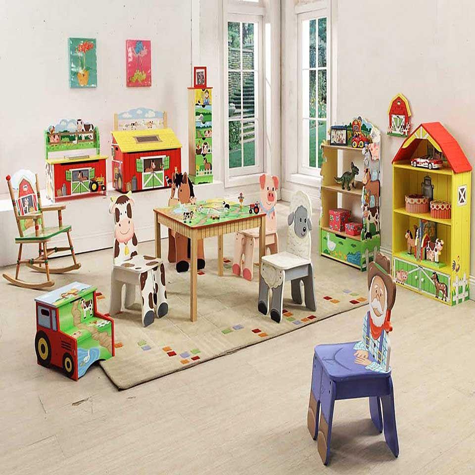 Most Current Playroom Tv Stands Regarding Decoration Kids Storage Seat Toddler Living Room Furniture Playroom (View 8 of 20)