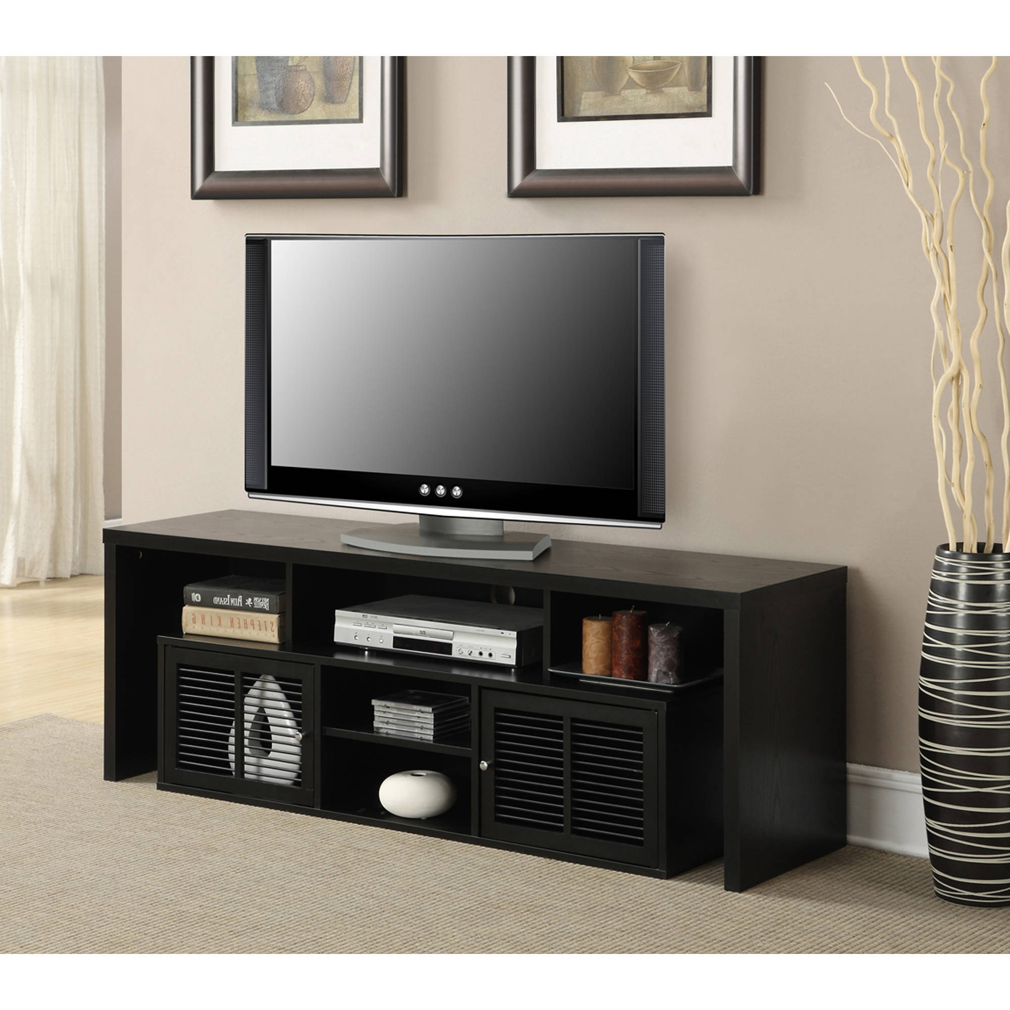 Most Current Red Modern Tv Stands With Glamorous Big Screen Tv Entertainment Center Plans Console Flat (View 20 of 20)
