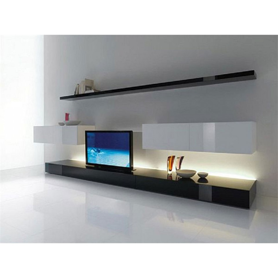 Most Current White Tv Stand And Long Tv Stand Also Modern Tv Stands Made Of Glass Throughout Long White Tv Cabinets (View 11 of 20)