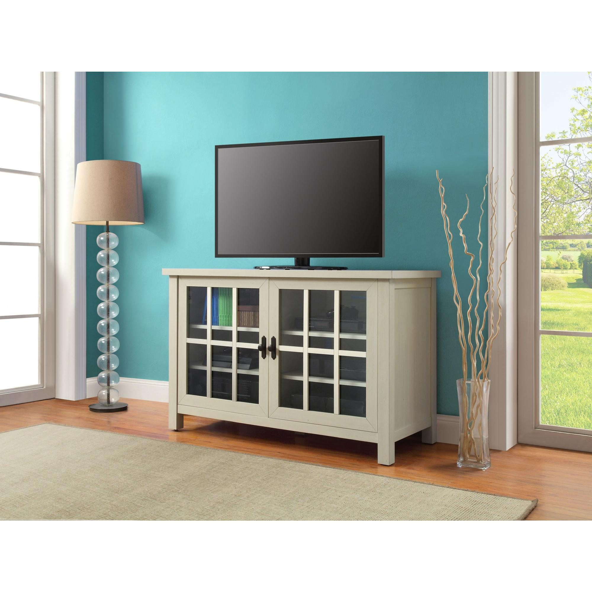 Most Popular Better Homes And Gardens Oxford Square Tv Console For Tvs Up To 55 Inside Oxford 84 Inch Tv Stands (Gallery 3 of 20)