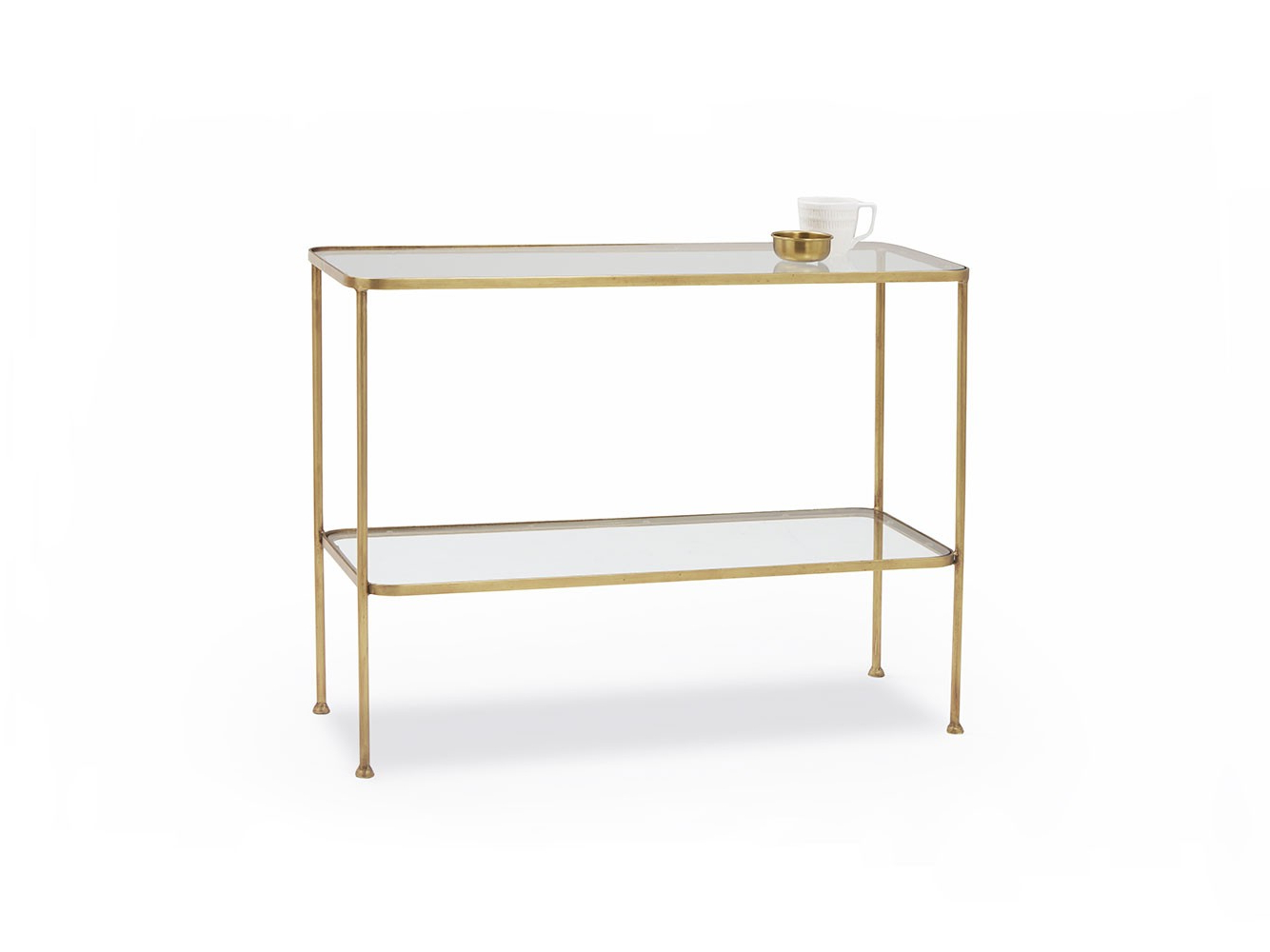 Most Popular Elke Glass Console Tables With Brass Base Inside Glass Console Tables – Netcarshow (Gallery 3 of 20)