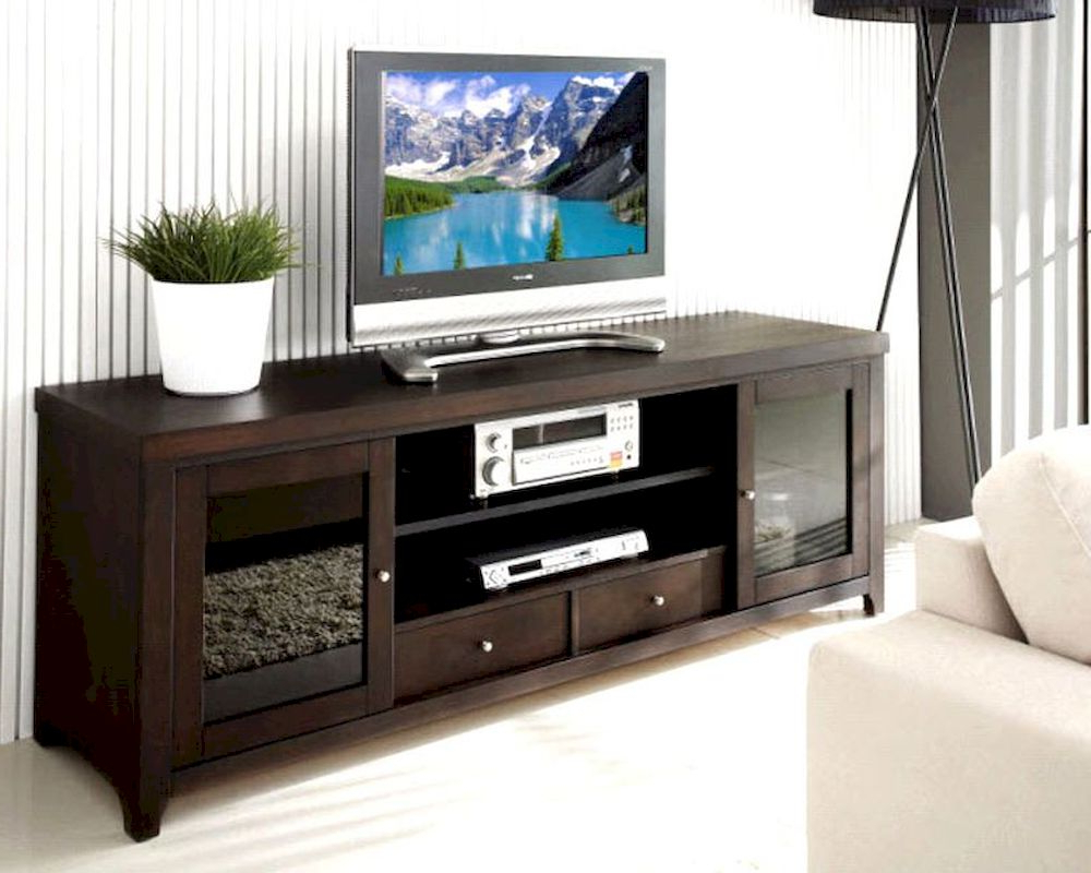 Most Popular Expresso Tv Stands Regarding Abbyson Living Tv Stand Oxford Ab 55Hm 5420  (View 14 of 20)