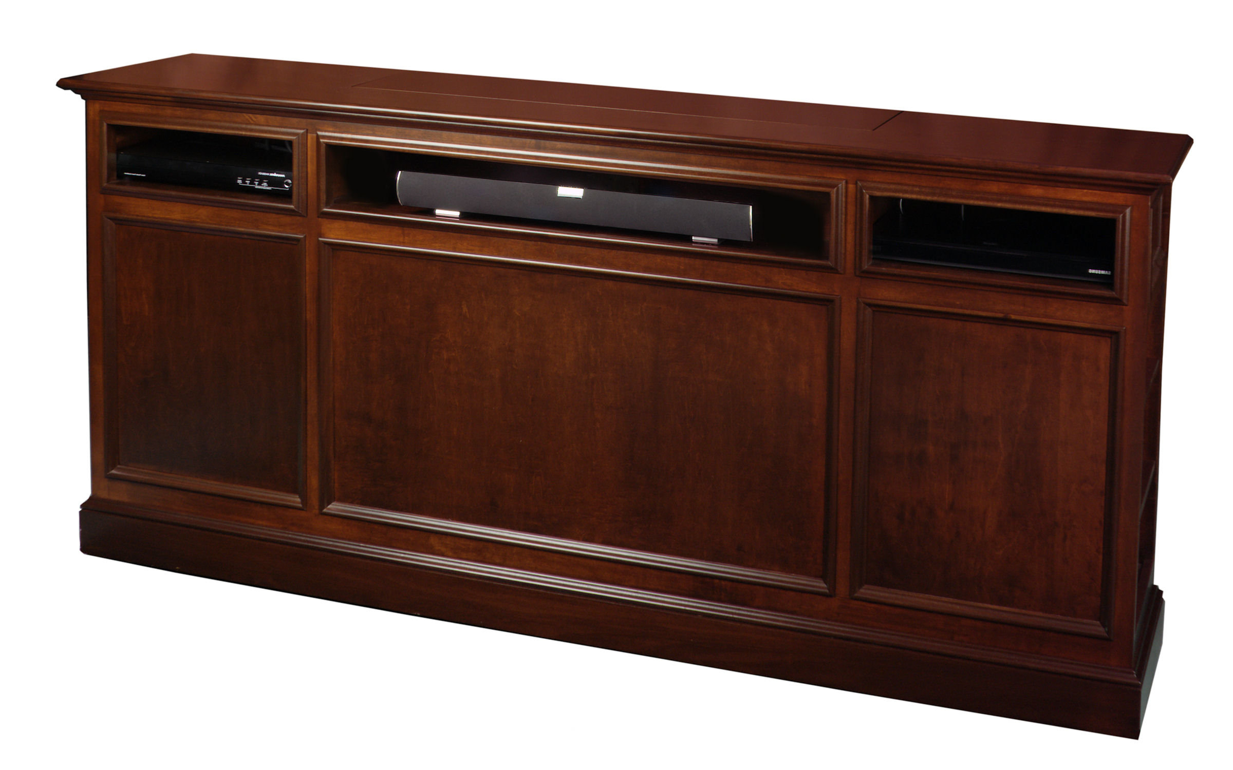 Most Popular Maple Tv Stands & Entertainment Centres You'll Love (View 9 of 20)