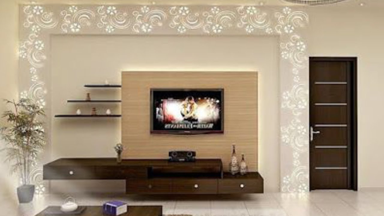 Most Popular Modern Design Tv Cabinets Within Ultra Modern Tv Cabinet Design Ideas – Youtube (Gallery 1 of 20)