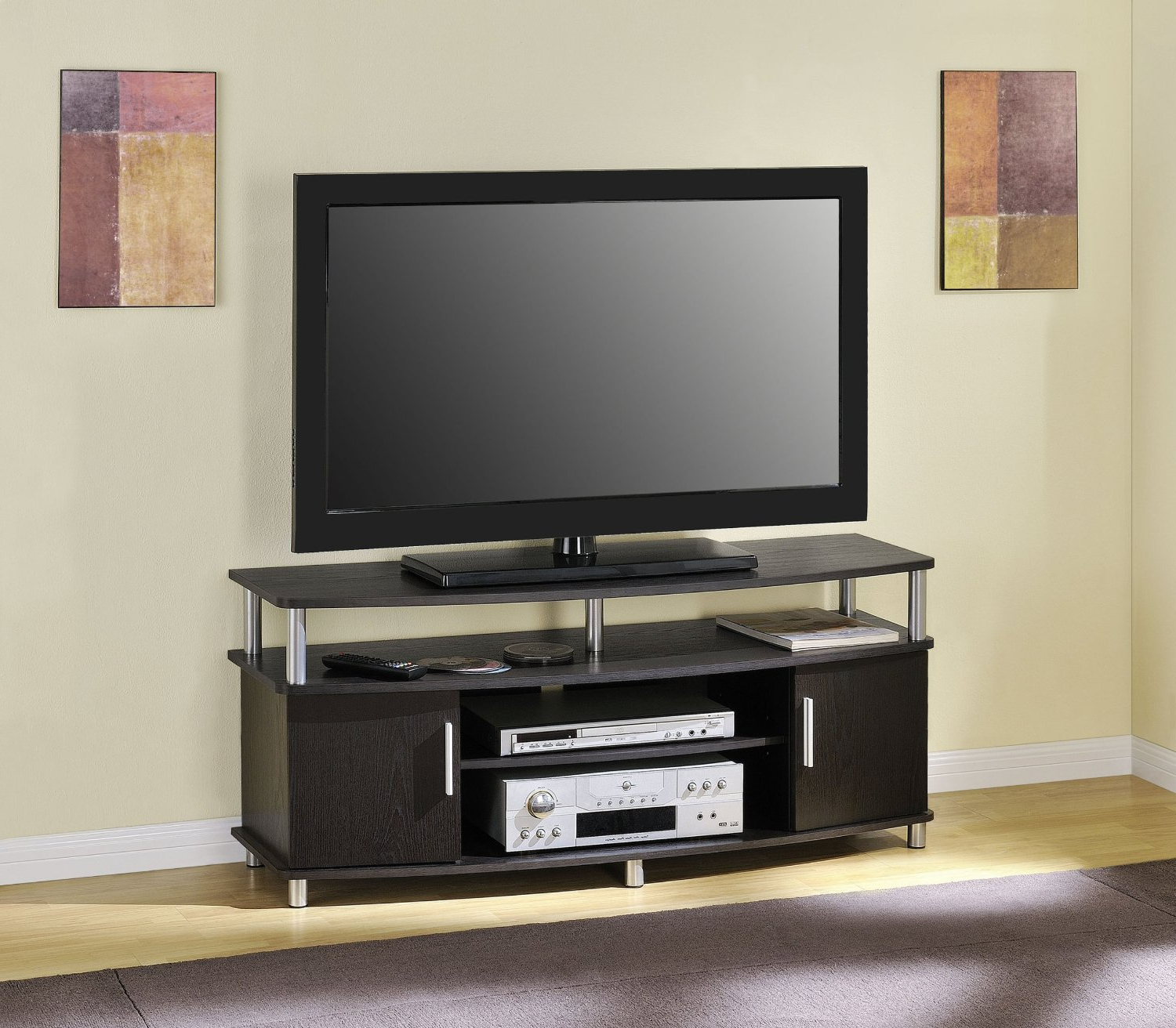 Most Popular Modern Tv Cabinets For Flat Screens Intended For Tv Stands: 7 Best Selling Flat Screen Tv Stands  (View 14 of 20)