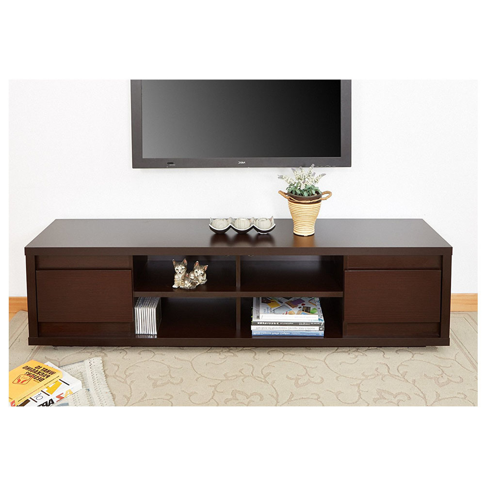 Most Popular Modern Wooden Tv Stands With Regard To China Cheap Modern Wooden Tv Stands For Sale Photos & Pictures (View 12 of 20)
