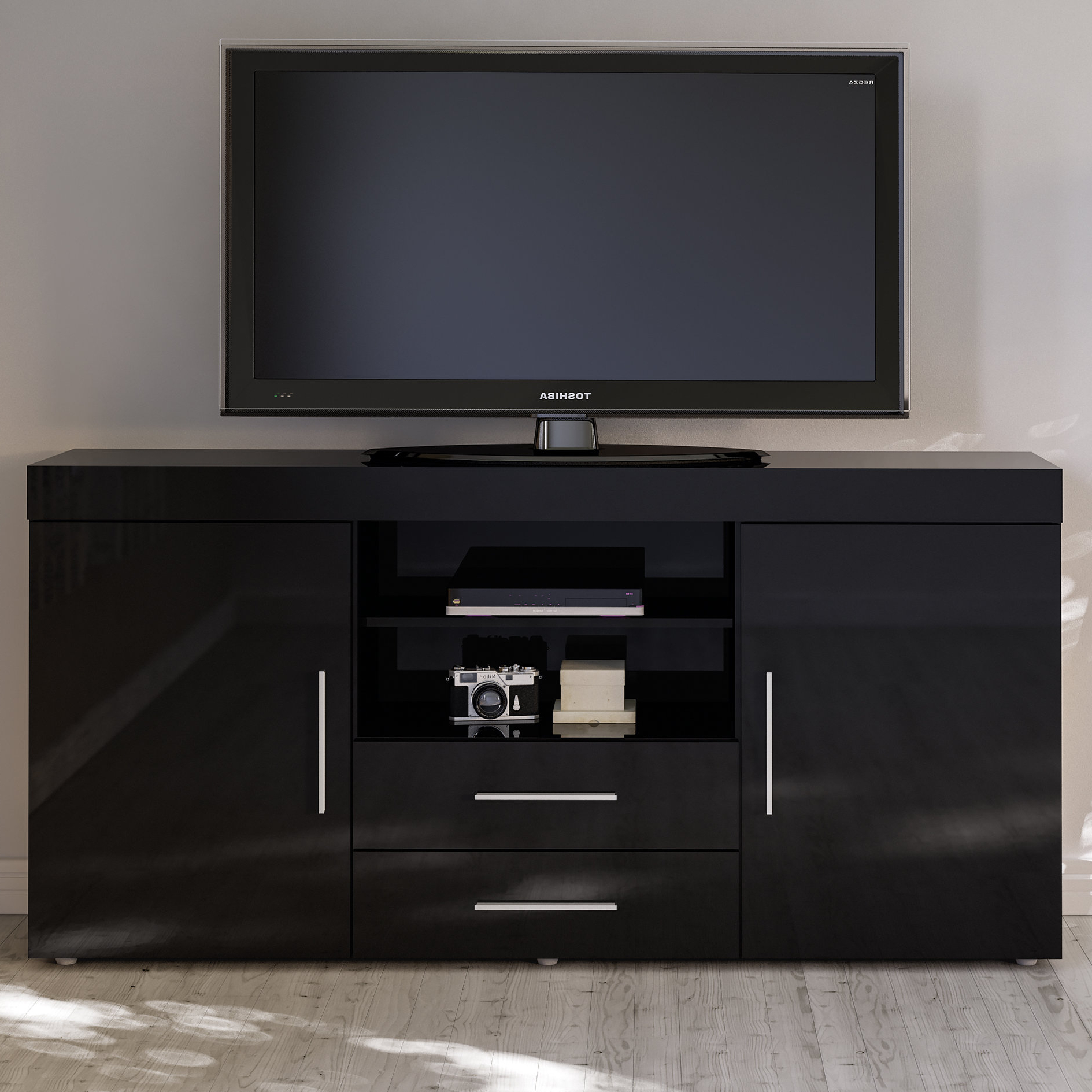 Most Popular Tv Unit And Sideboard (View 10 of 20)
