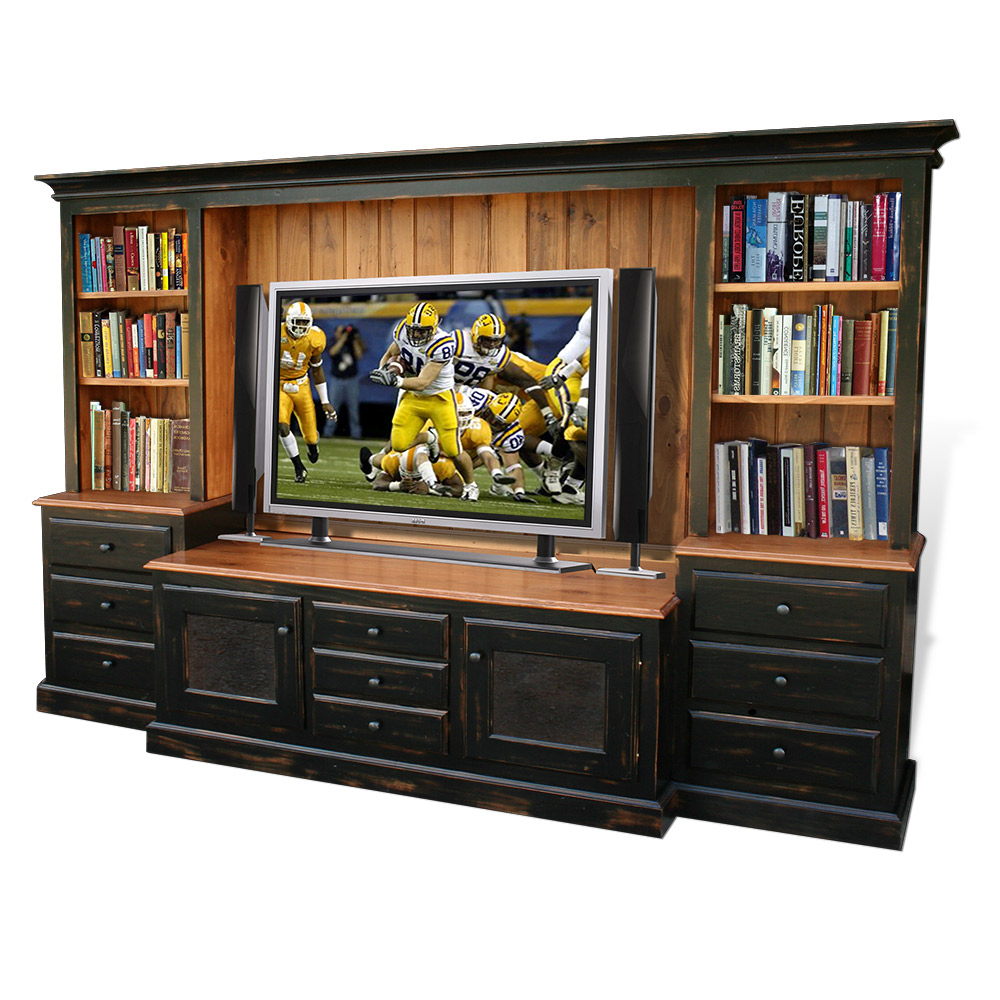 Most Popular Widescreen Tv Cabinets In Heritage Widescreen Tv Stand W Drawers (View 8 of 20)