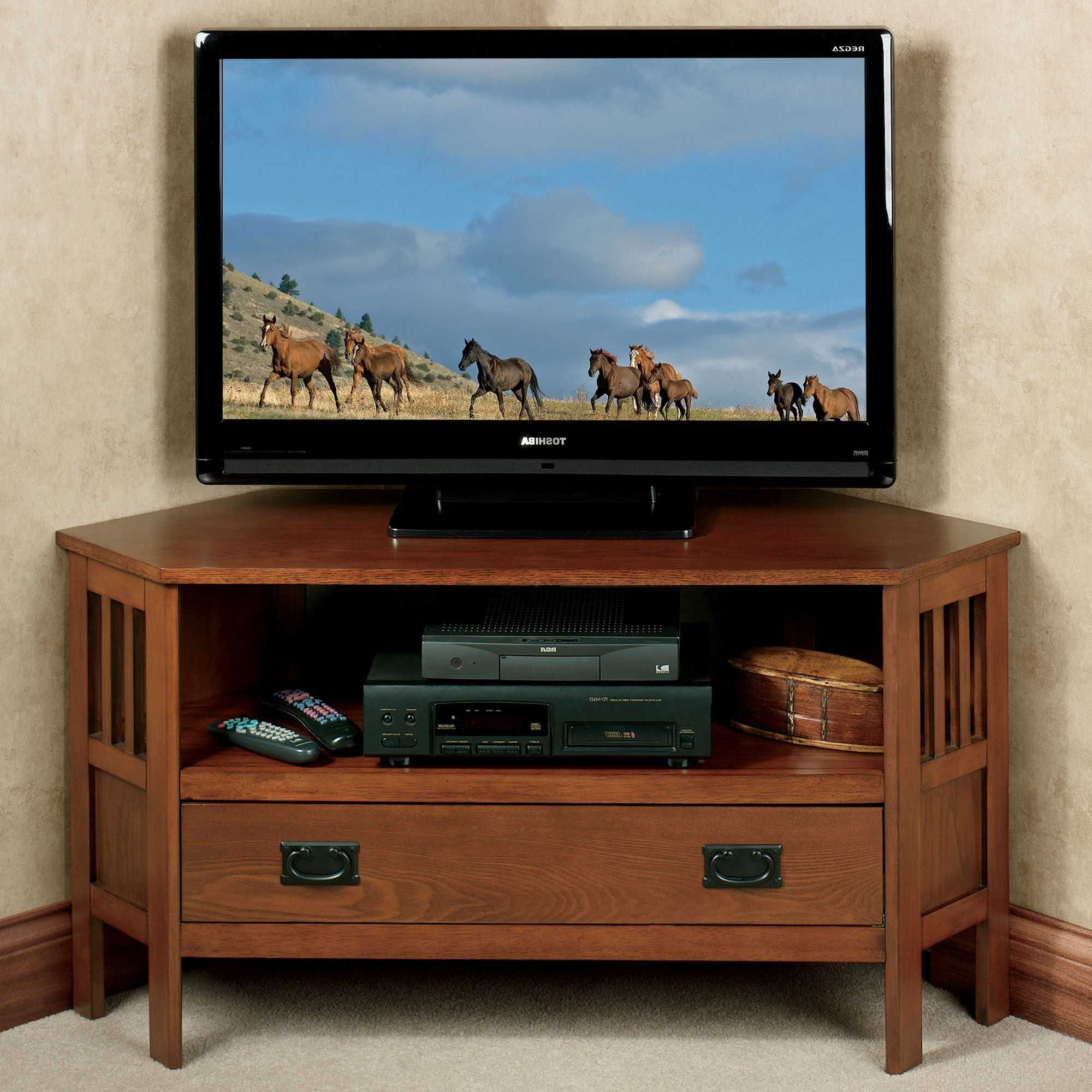 Most Recent Corner Tv Stands For 55 Inch Tv Inside Corner Tv Stand Amazon Tall For 60 Inch 55 Stands With Mount Drawers (View 7 of 20)