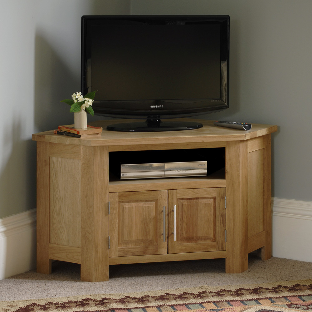 Most Recent Corner Tv Unit Dark Wood – Searchbynow Throughout Wooden Corner Tv Units (View 10 of 20)