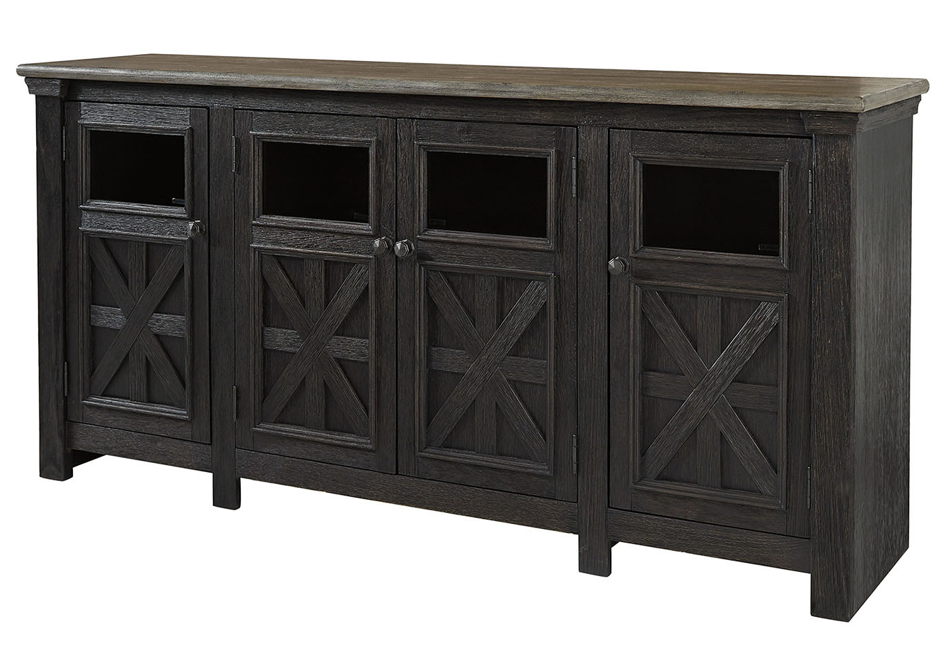 Most Recent Design Center – Orange, Ca Tyler Creek Black/gray Extra Large Tv Stand For Orange Tv Stands (View 12 of 20)