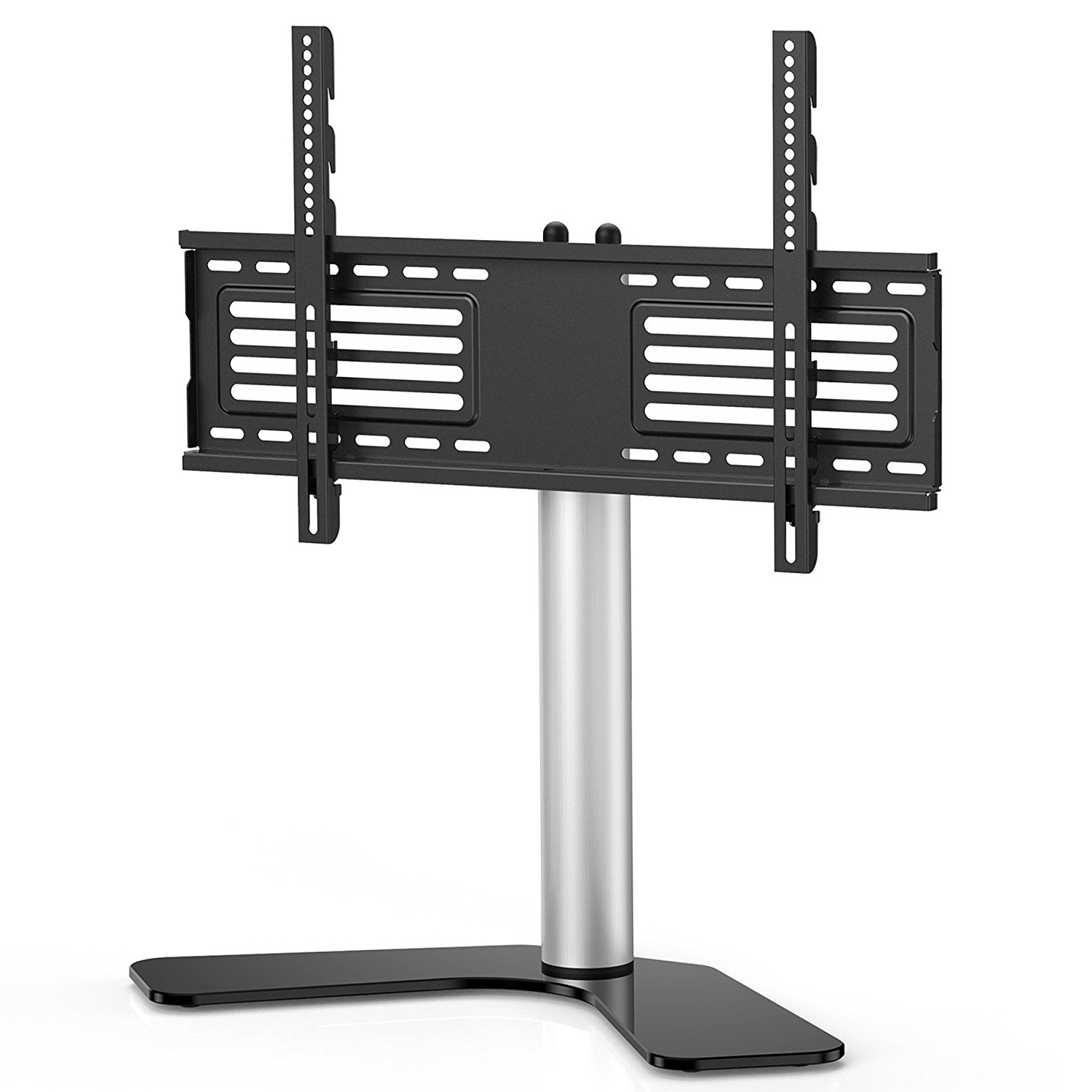 Most Recent Fitueyes Universal Swivel Tabletop Tv Stand With Mount For 32 To 65 Pertaining To Tabletop Tv Stands (Gallery 6 of 20)