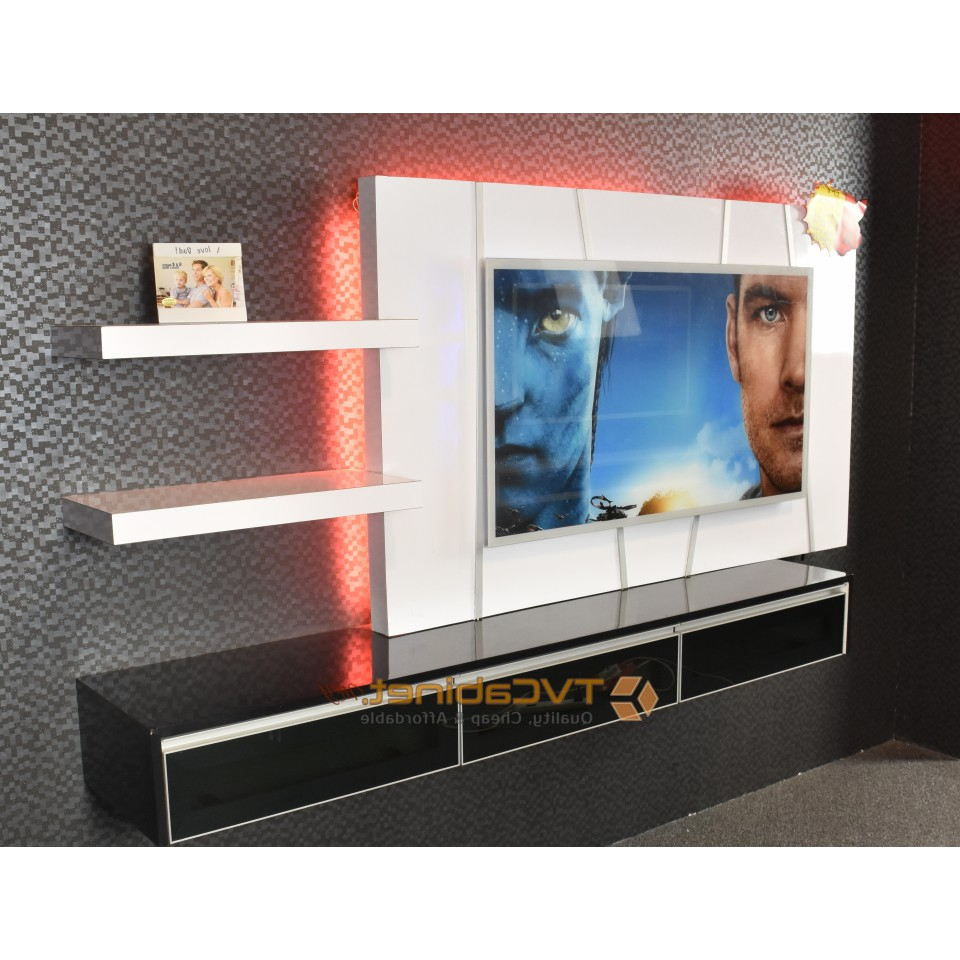 Most Recent Modern & Contemporary Tv Cabinet Design Tc007 Pertaining To Contemporary Tv Cabinets (View 12 of 20)