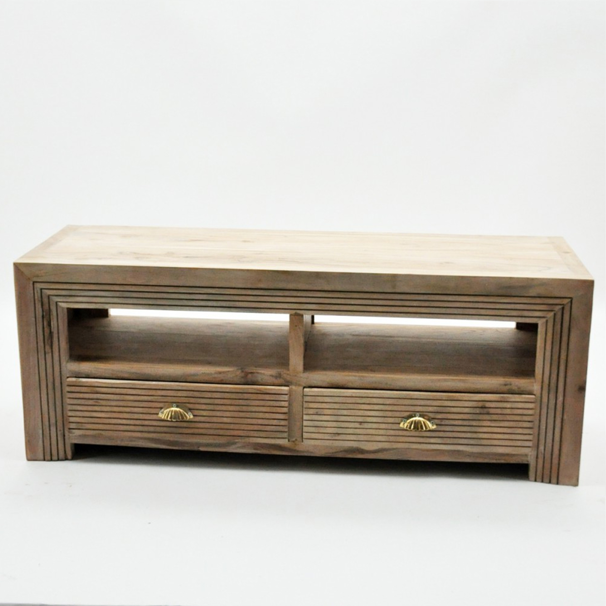 Most Recent Natural Wooden Tv Cabinet (View 15 of 20)
