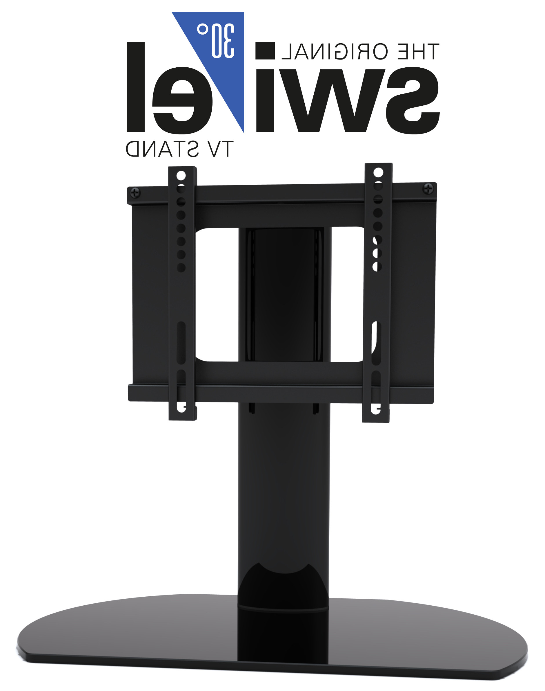 Most Recent Swivel Tv Stands For Flat Screens Amazing New Universal Replacement Pertaining To Swivel Tv Stands With Mount (View 9 of 20)