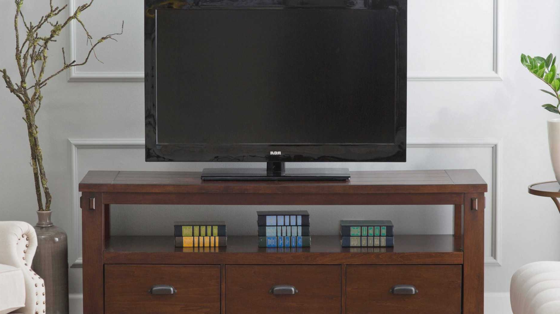Most Recent Tall Skinny Tv Stands With Regard To Fascinating Small Tv Stands For Bedroom Ideas And Clear Glass Tire (View 20 of 20)