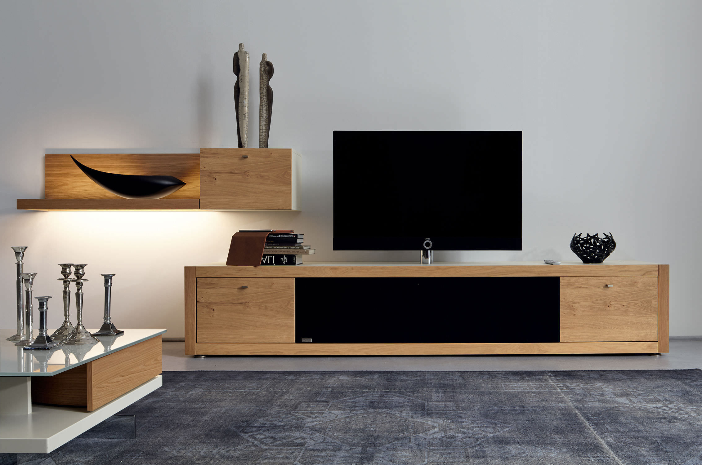 Most Recent Trendy Tv Stands Throughout 35 Crazy Trendy Tv Units Contemporary Style That Look So Creepy (View 9 of 20)