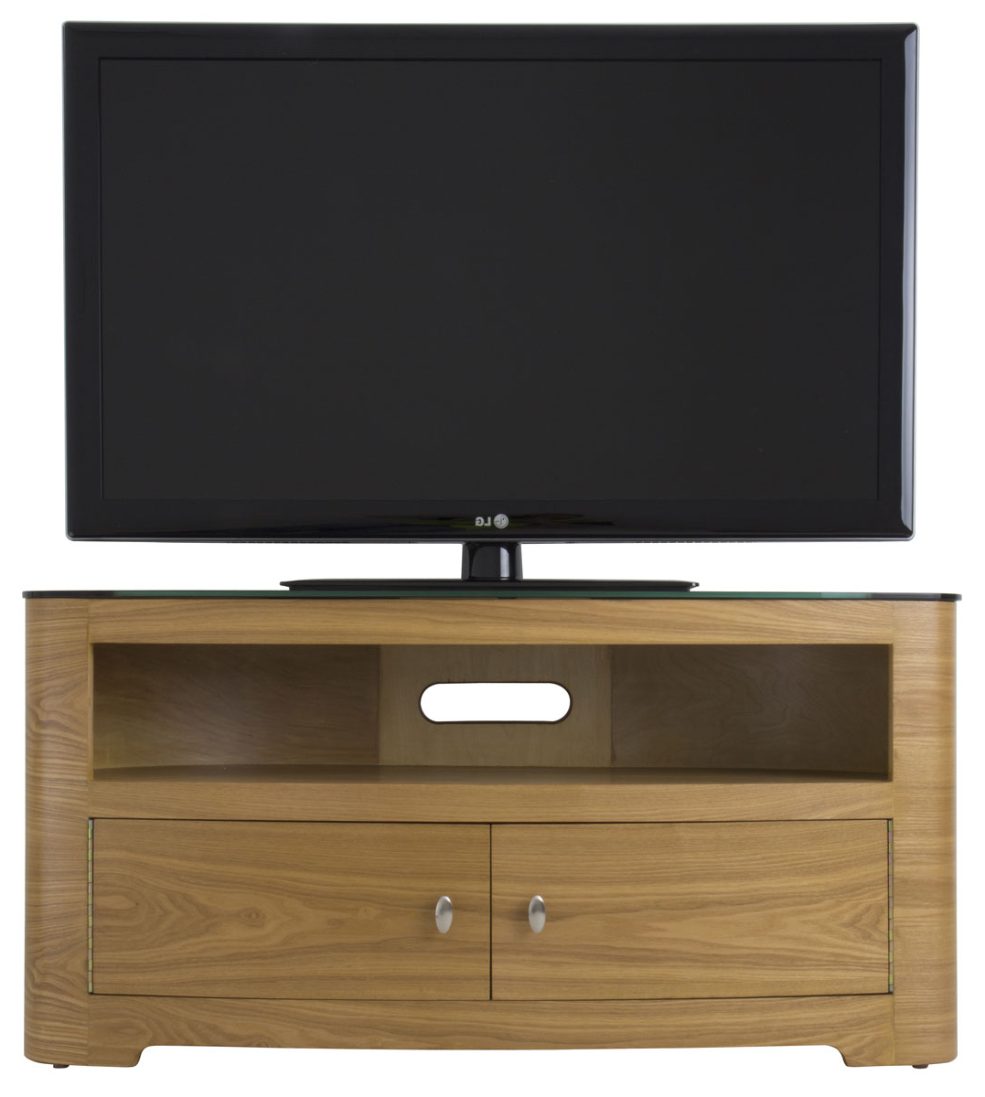 Most Recent Tv Stands Rounded Corners For Tv Stand With Rounded Corners Target Ikea Hemnes Round Orange Black (Gallery 5 of 20)