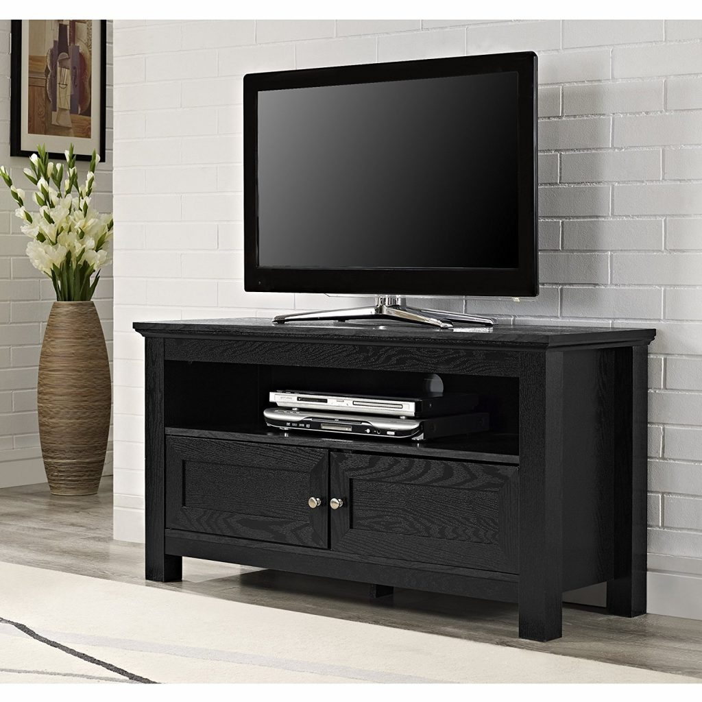 Most Recently Released Black Tv Cabinet (View 16 of 20)