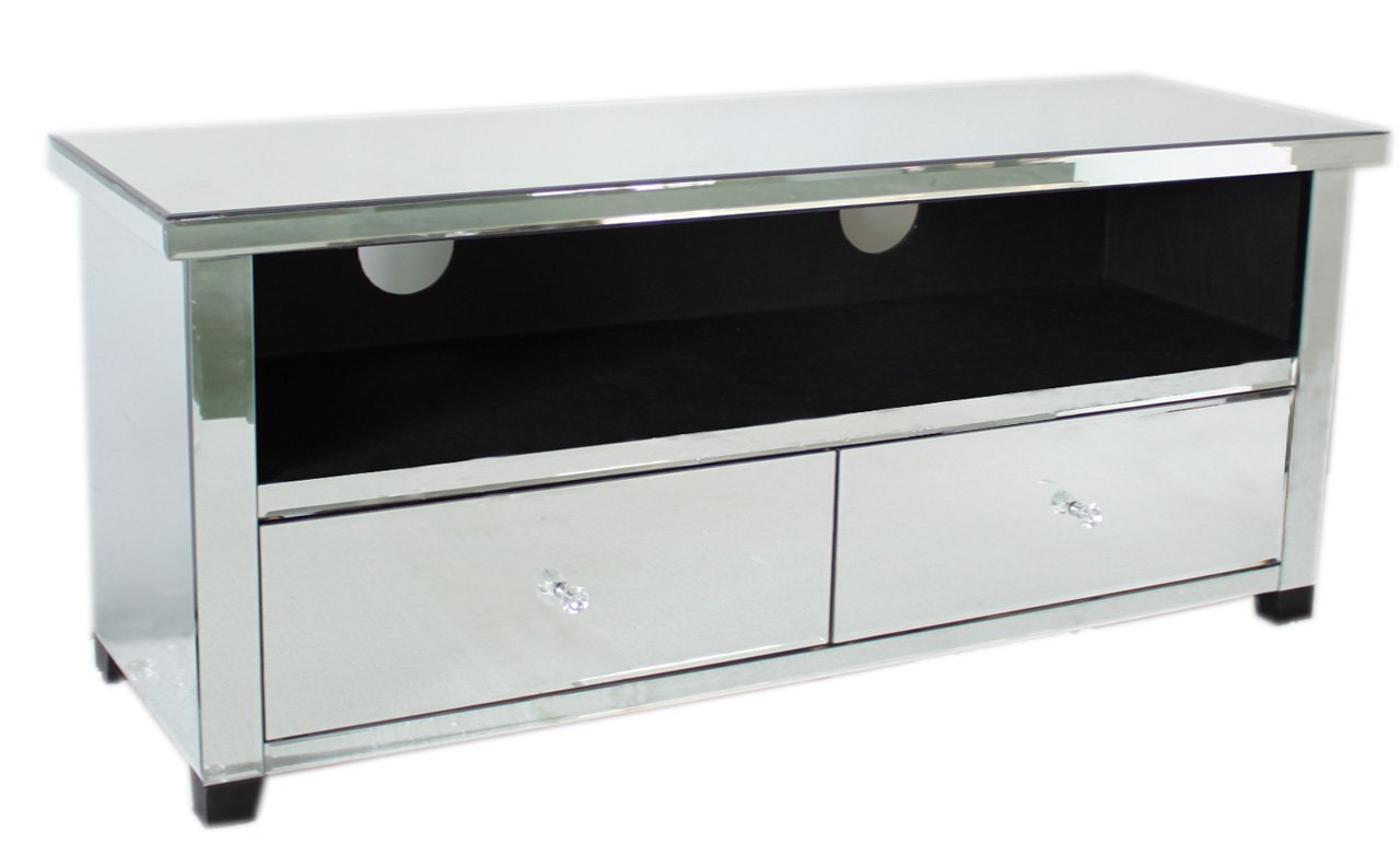 Most Recently Released Classic Mirror Tv Cabinet: Amazon.co (View 14 of 20)
