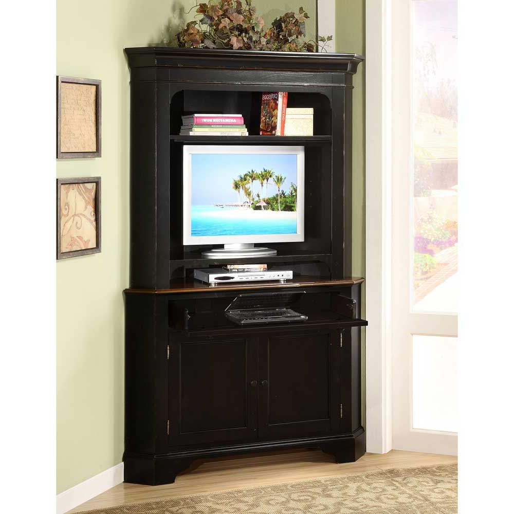 Most Recently Released Corner Armoire Tv Cabinet — Gbvims Makeover : Guide To Buying Corner Throughout Tv Hutch Cabinets (View 15 of 20)
