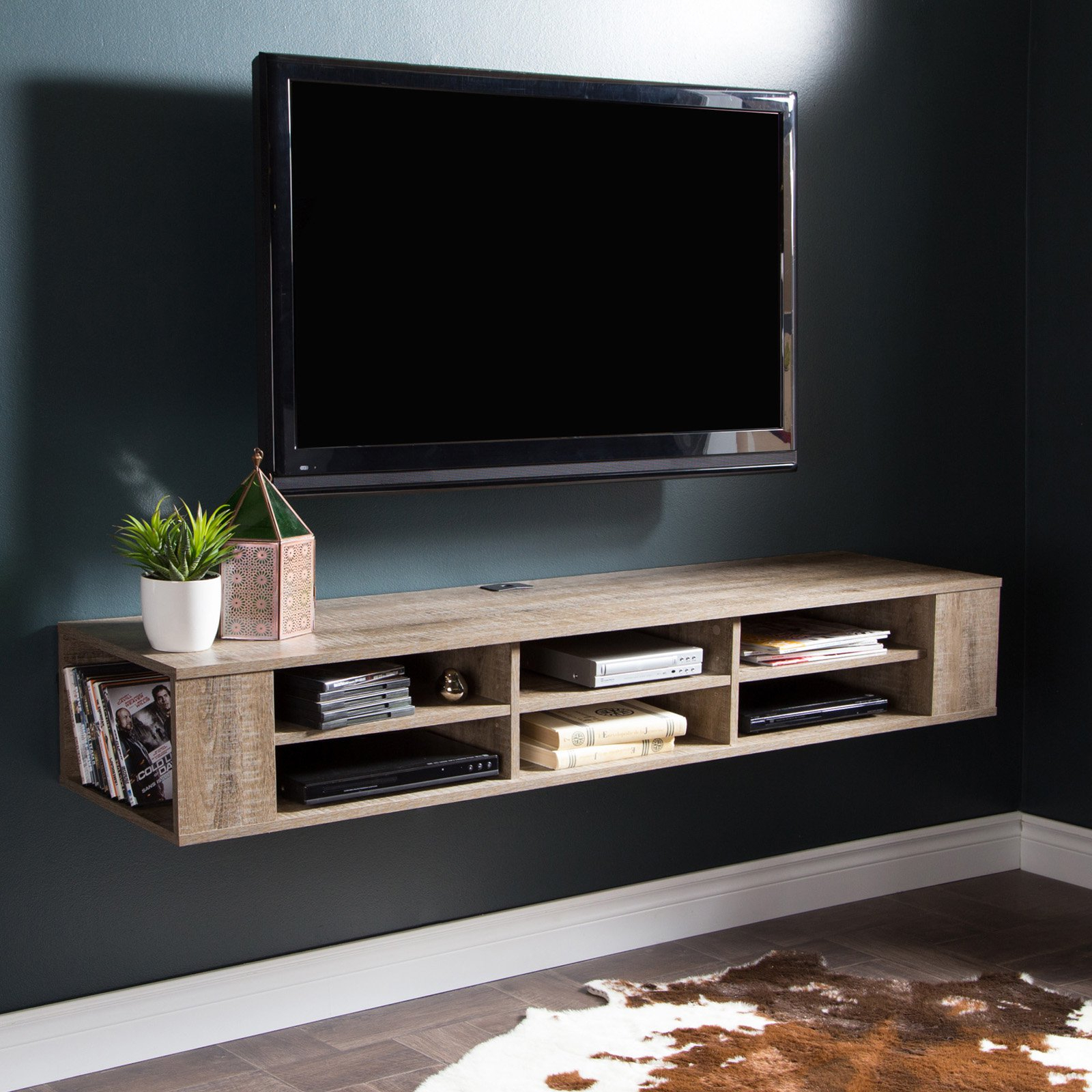 Most Recently Released Furniture Under Wall Mounted Tv Cabinet With Doors Full Motion Mount Inside Console Tables Under Wall Mounted Tv (View 5 of 20)