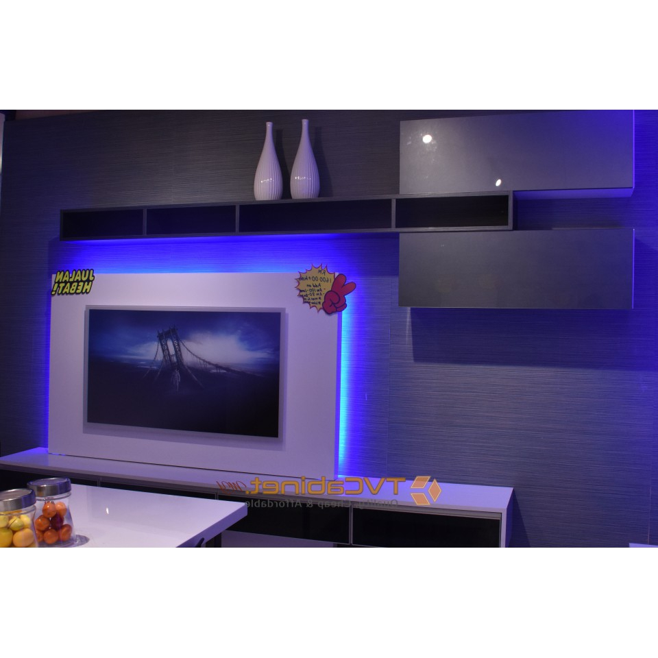 Most Recently Released Modern & Contemporary Tv Cabinet Design Tc017 Pertaining To Modern Design Tv Cabinets (View 14 of 20)