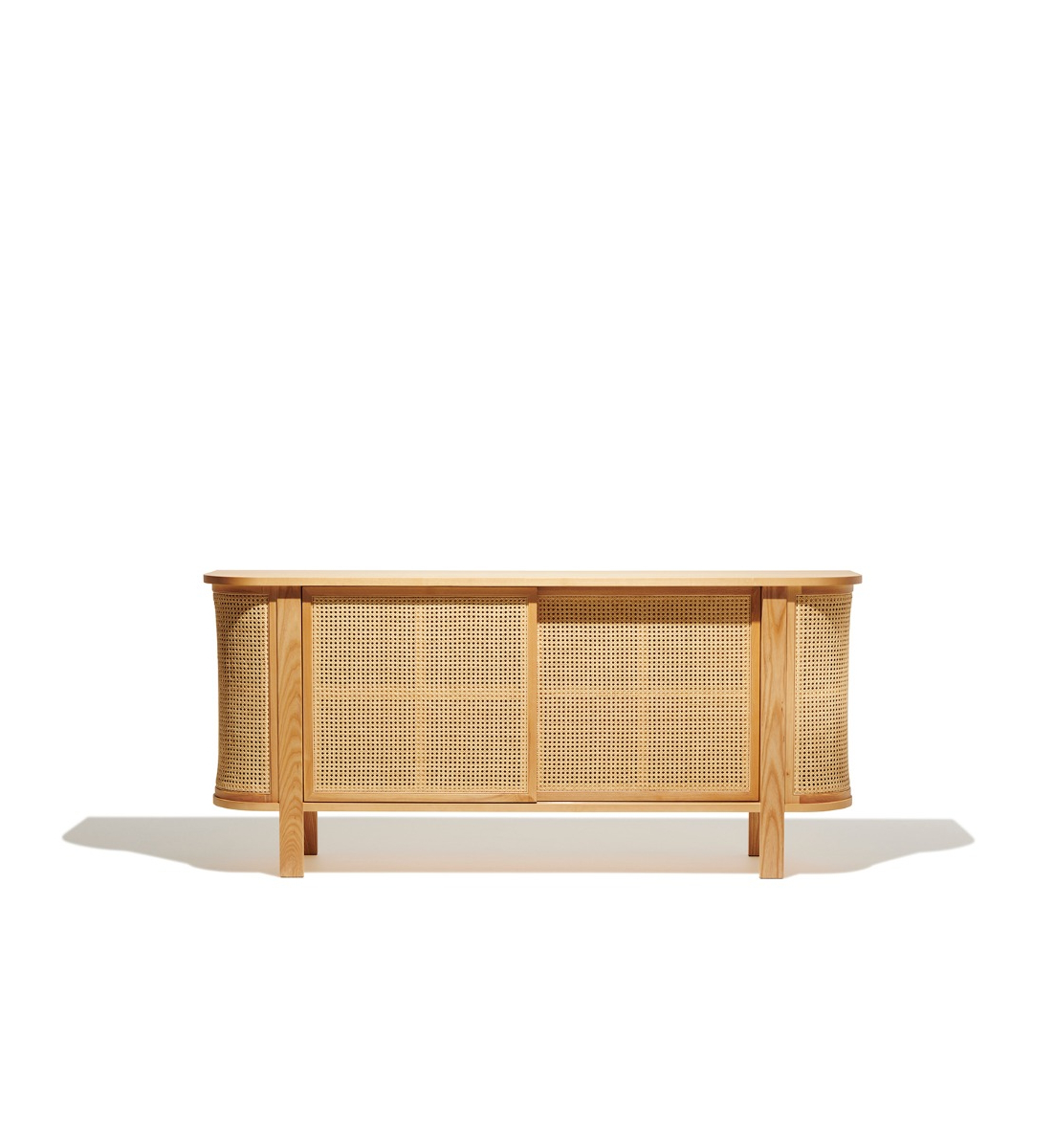 Most Recently Released Natural Cane Media Console Tables Throughout Cane Sideboard (Gallery 16 of 20)