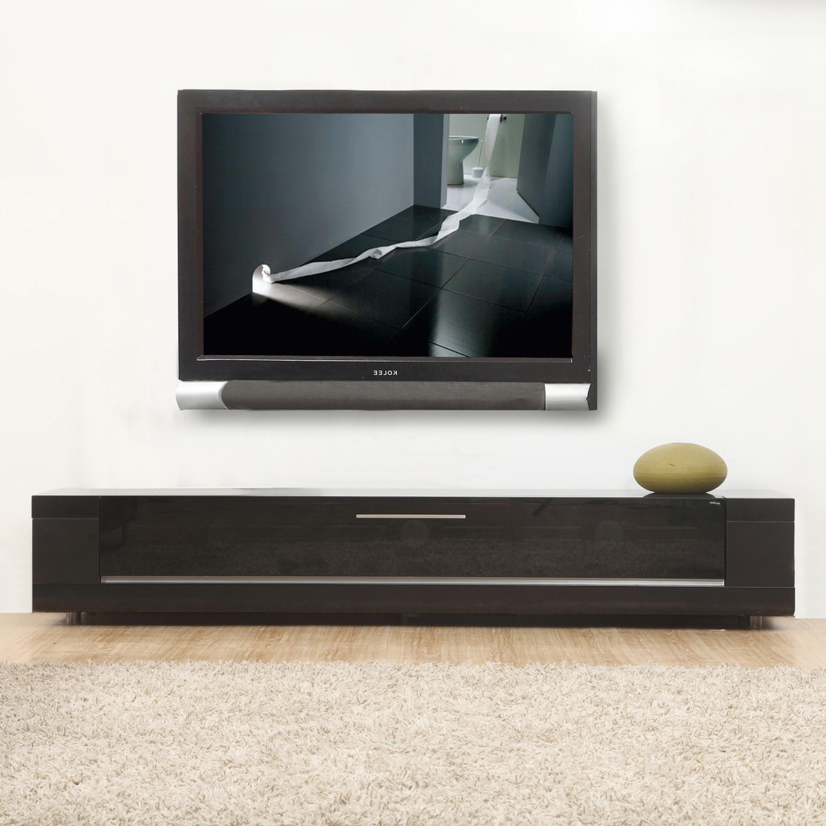 Most Recently Released Noah Rustic White 66 Inch Tv Stands With Regard To Tv Television Stands 71 & Wider (Gallery 7 of 20)