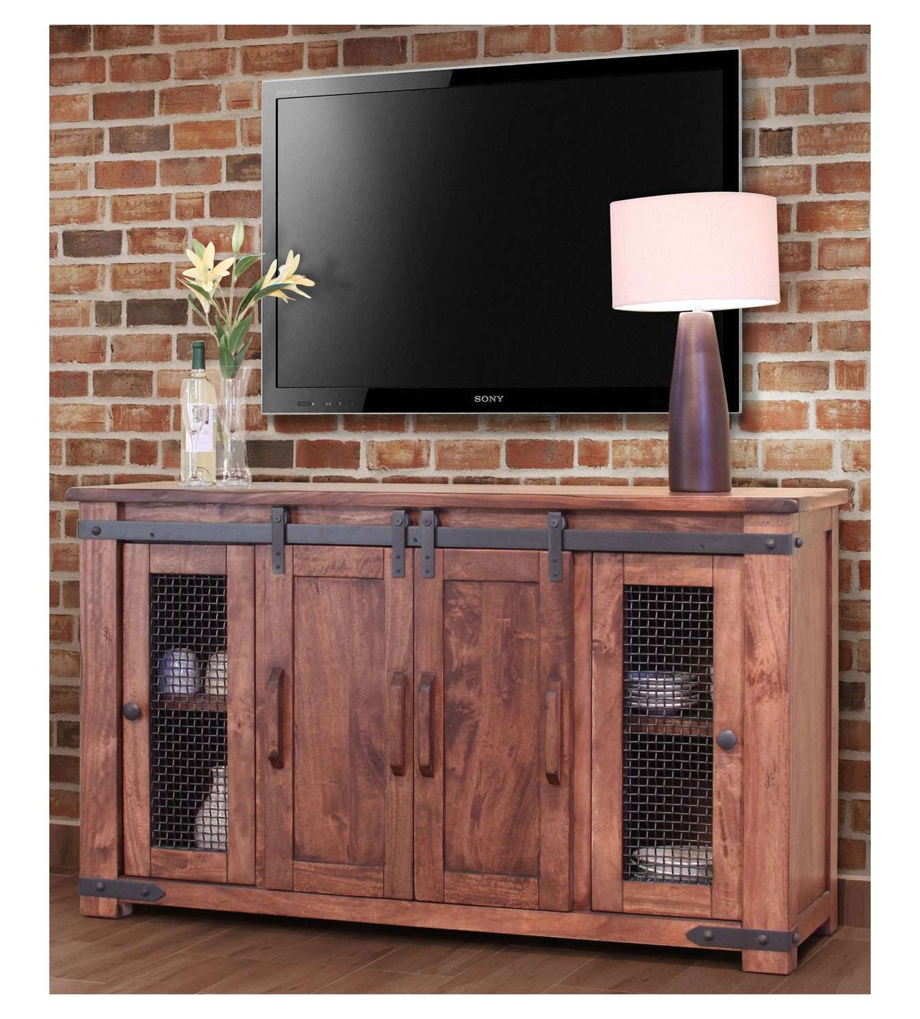 Most Recently Released Rustic 60 Inch Tv Stands Regarding Rustic 60 Inch Tv Stands Cozy Ideas 1344×1488 Attachment (View 2 of 20)