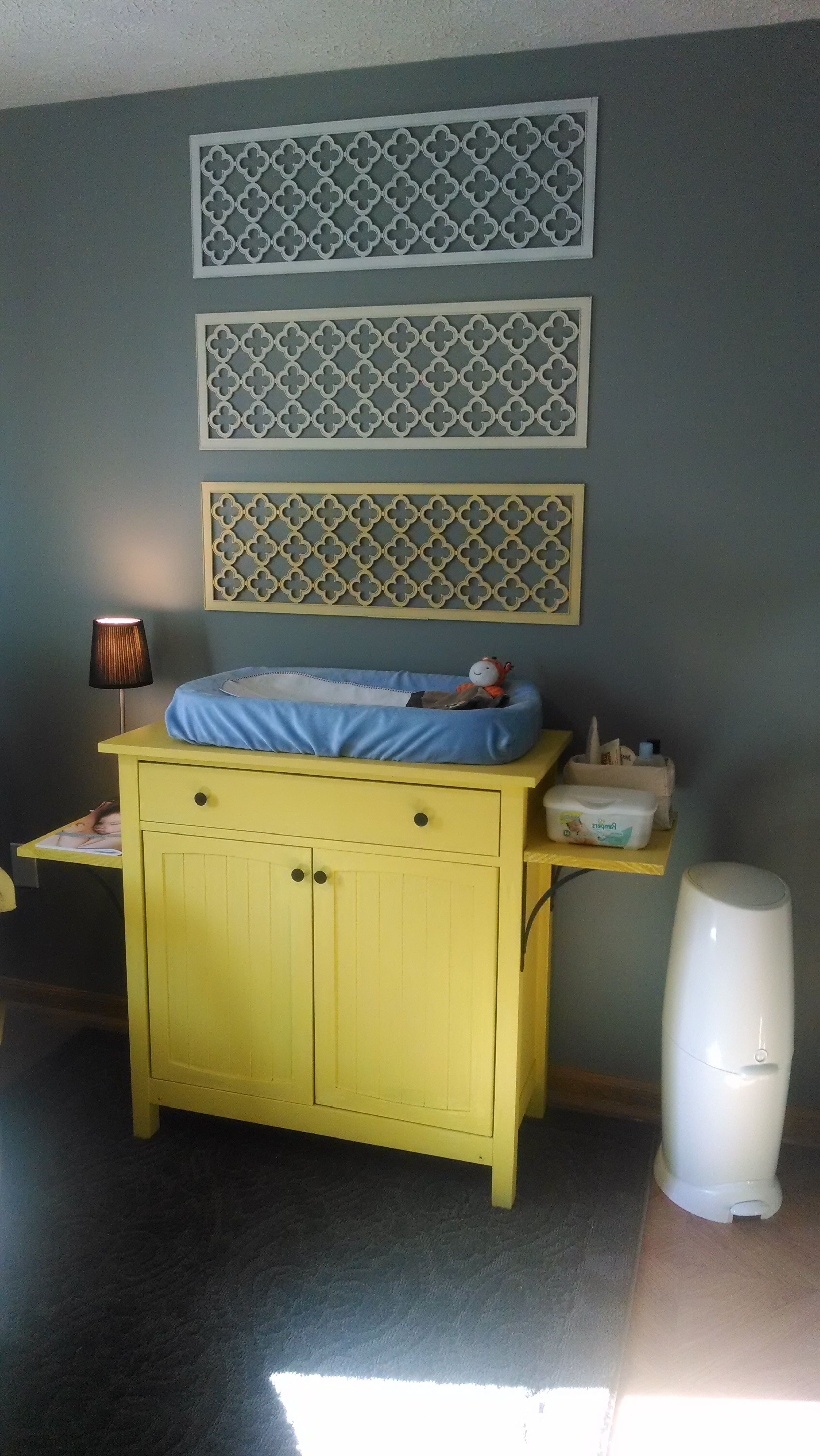Most Recently Released Vintage Giraffe Nursery Decor – Gray, Yellow, White And Blue (View 16 of 20)