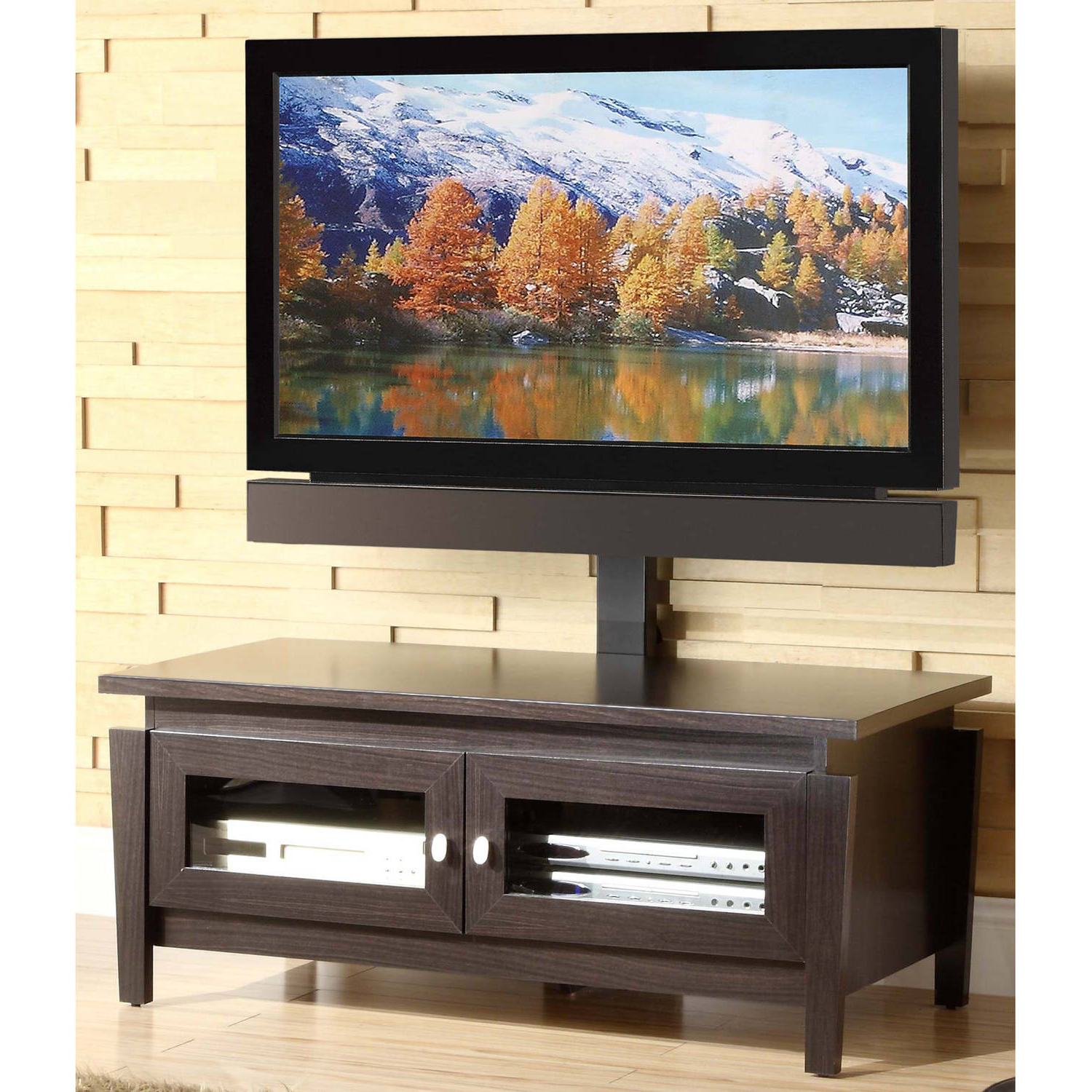 "Most Recently Released Whalen Tv Stand With Swinging Mount, For Tvs Up To 50"" – Walmart Inside Willa 80 Inch Tv Stands (View 6 of 20)"