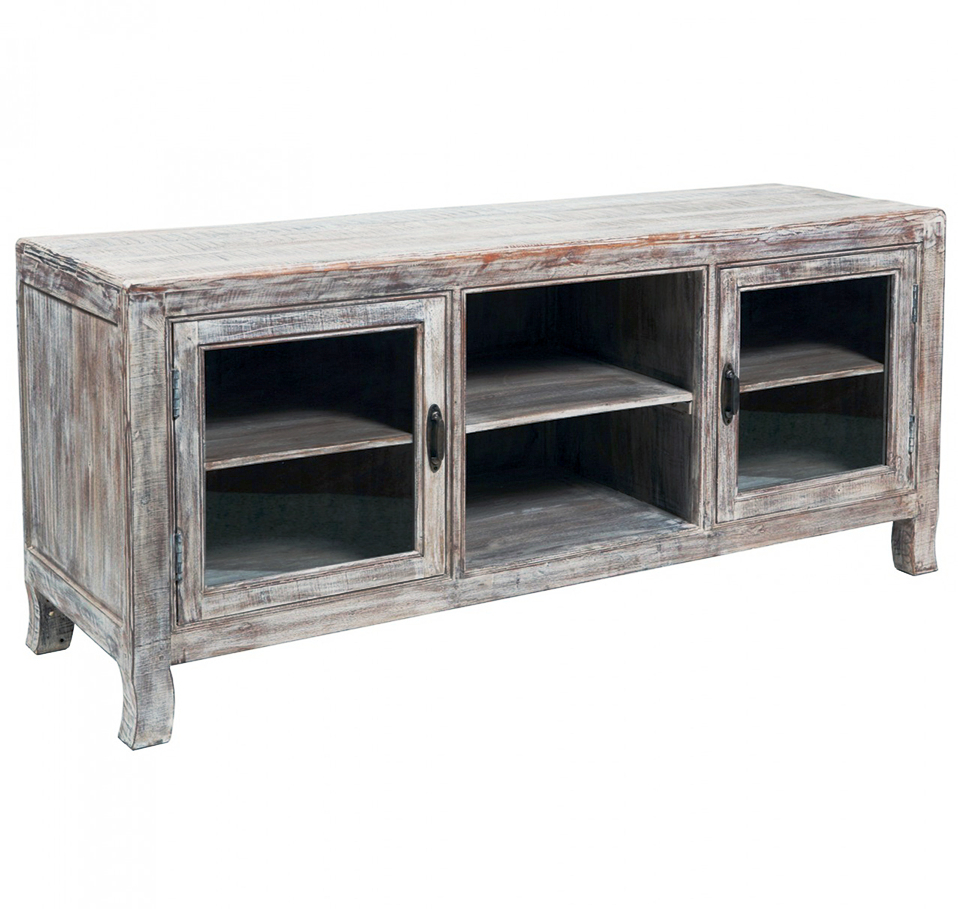 Most Recently Released White Rustic Tv Stands — Home Design Styling Regarding White Rustic Tv Stands (View 2 of 20)