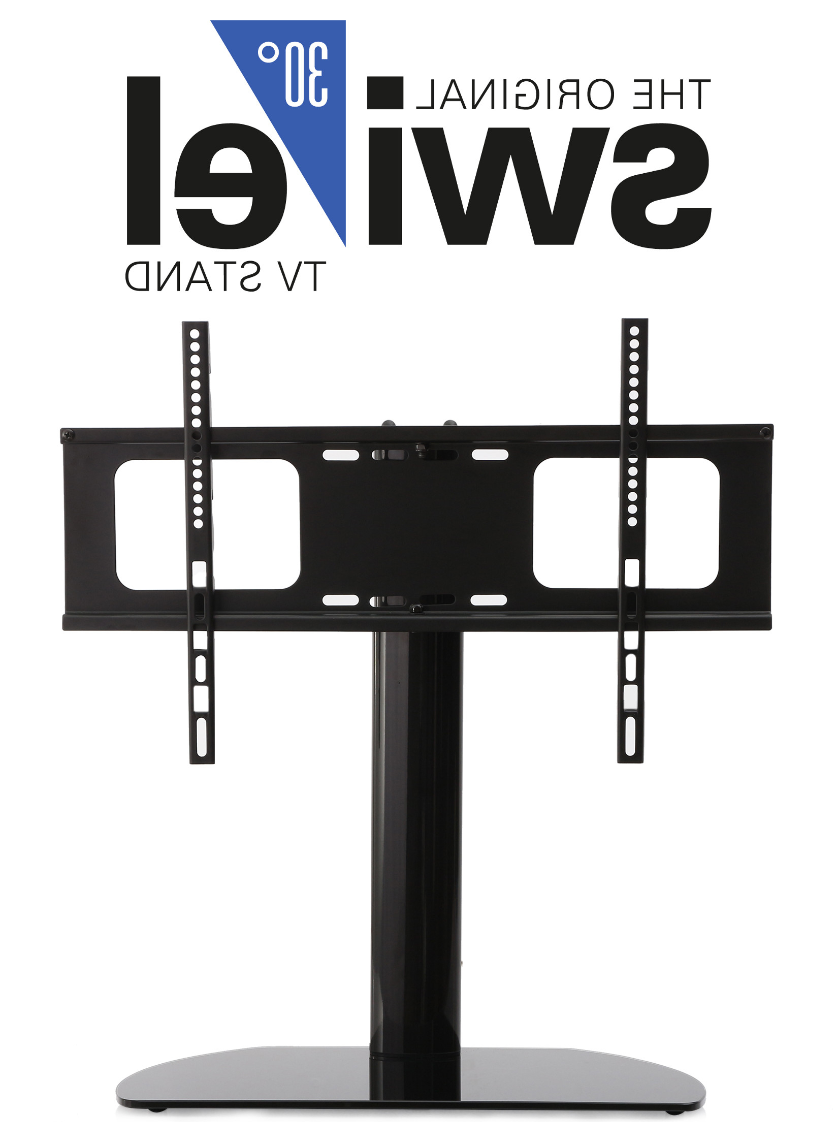 Most Up To Date 24 Inch Wide Tv Stands For New Universal Replacement Swivel Tv Stand/base For Samsung Lnt4642Hx (View 13 of 20)