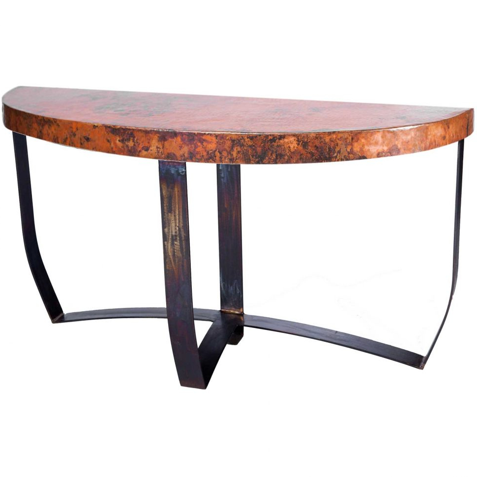 Most Up To Date Clairemont Demilune Console Tables In Coffee Table Bar Oval – Dayoftheyear (Gallery 11 of 20)