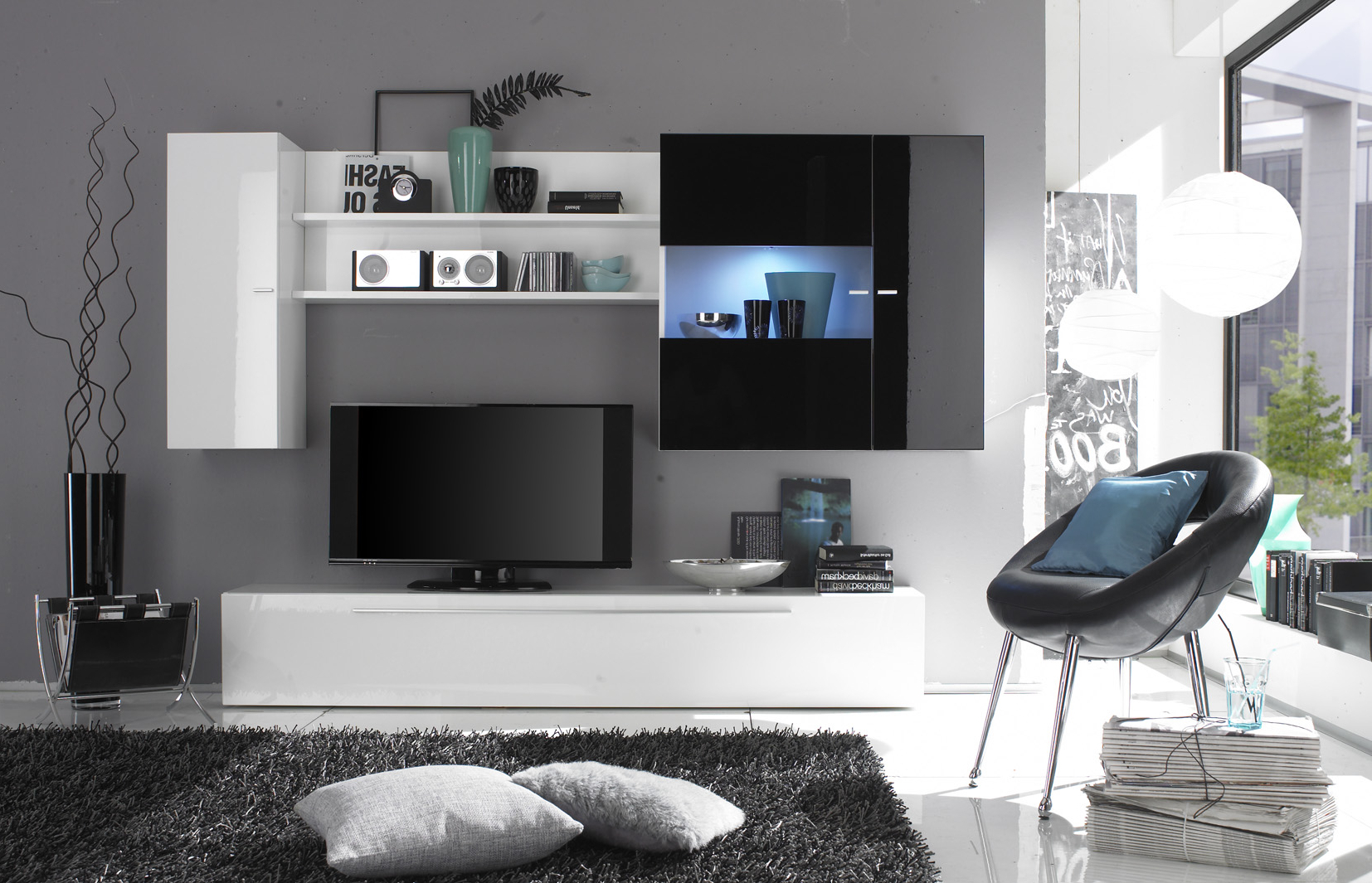Most Up To Date Contemporary Tv Cabinets Intended For Wall Units For Living Room, Media Tv Cabinets (View 15 of 20)