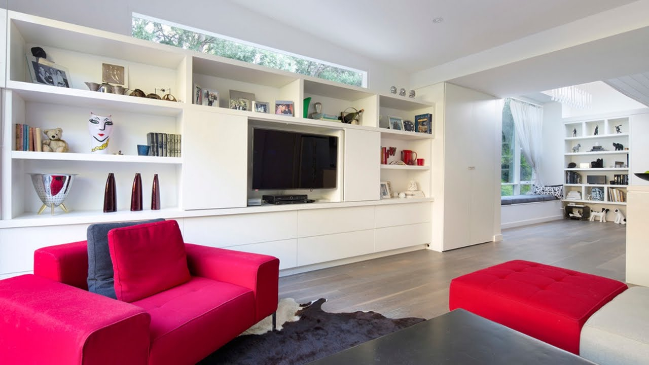 Most Up To Date Modern Tv Cabinet Wall Units, Living Room Furniture Design Ideas Throughout Big Tv Cabinets (View 10 of 20)