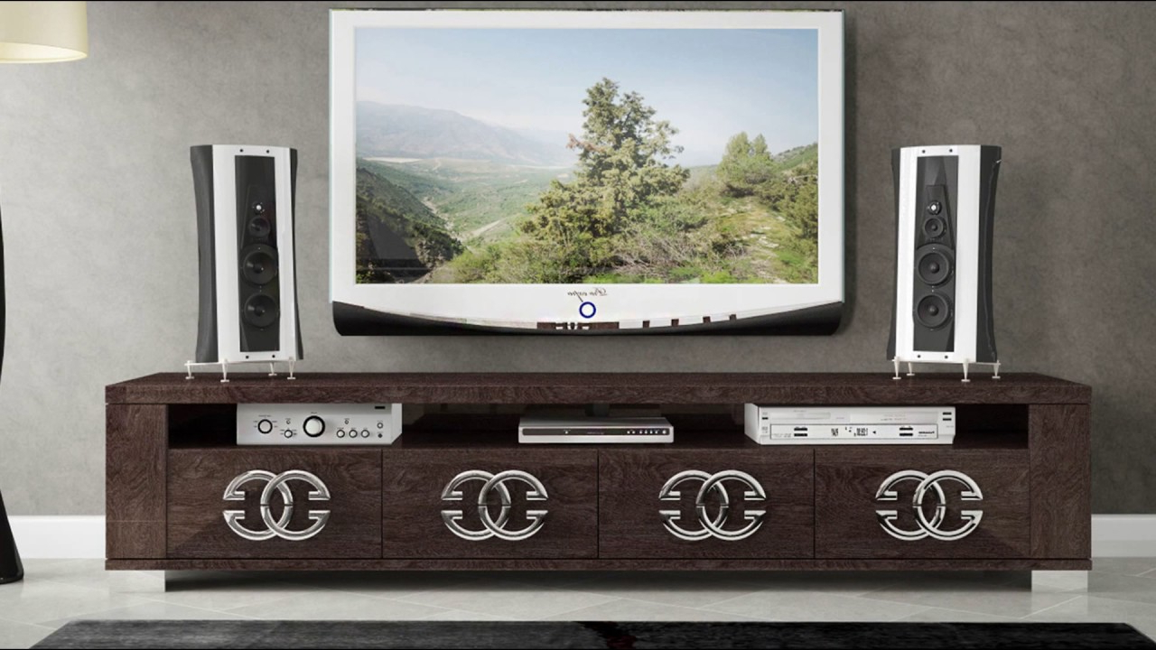 Most Up To Date Stylish Tv Stand Designs For Contemporary Bedroom – Youtube Throughout Modern Design Tv Cabinets (View 13 of 20)