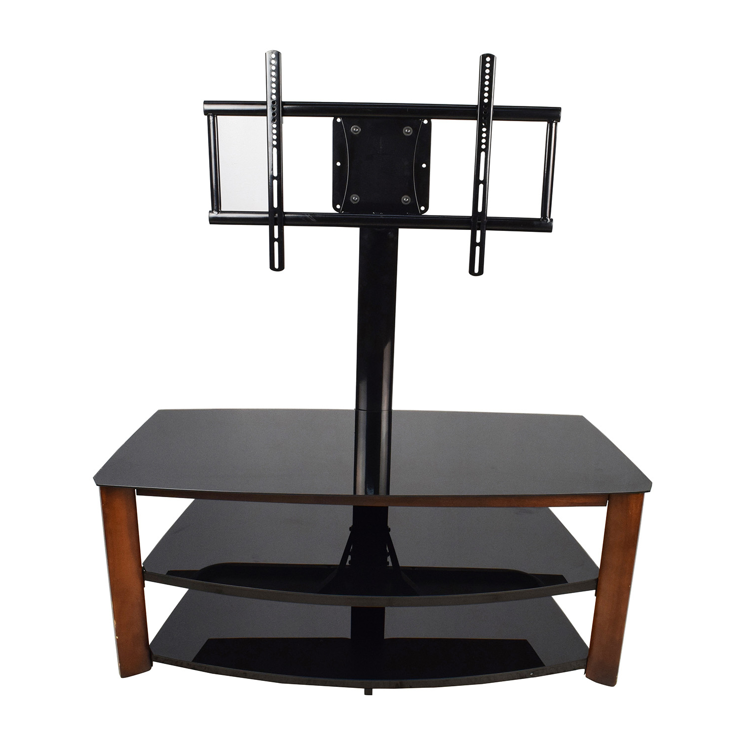 Most Up To Date Tv Stand With Mount For Best Living Furniture – Skhani Inside Tv Stands With Mount (View 15 of 20)