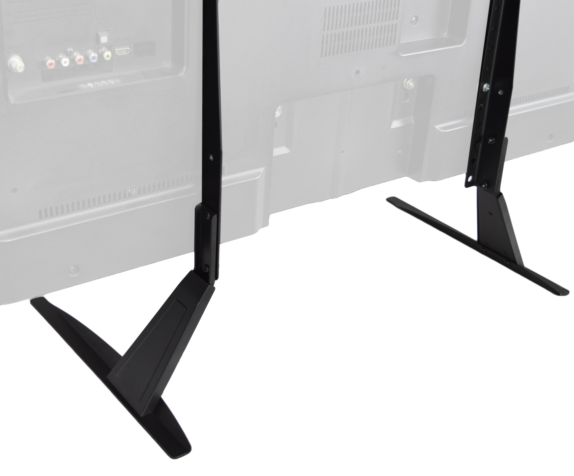 Most Up To Date Universal Flat Screen Tv Stands Intended For Vivo Tv Price Universal Stand Instructions Pdf Lcd Flat Screen Table (View 6 of 20)