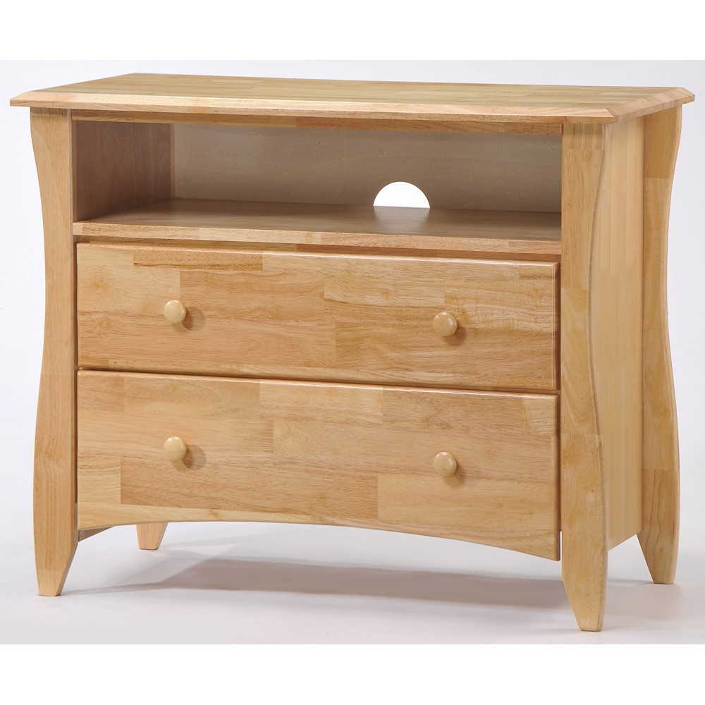 Most Up To Date Wood Tv Stands Throughout Clove Wood Tv Stand In Natural (View 10 of 20)