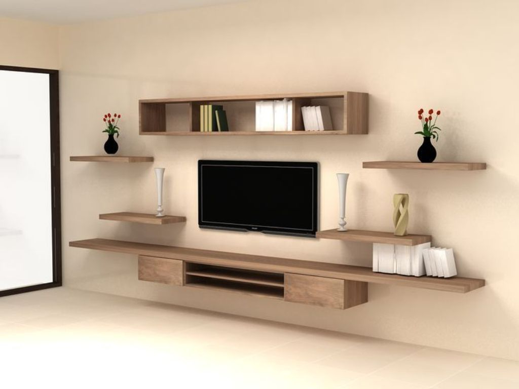 My With Wall Mounted Tv Cabinets For Flat Screens With Doors (View 7 of 20)