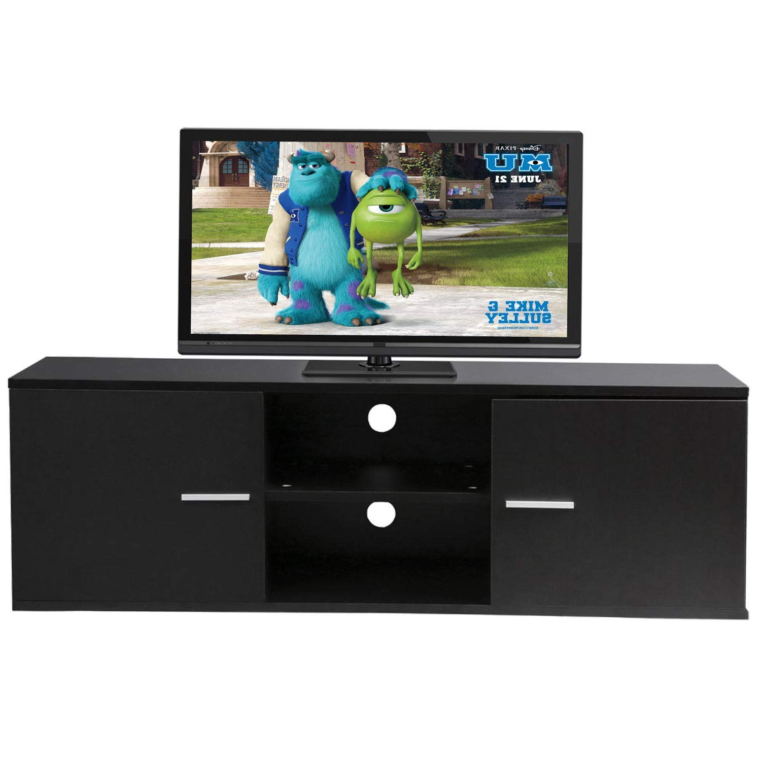 Natural 2 Door Plasma Console Tables Inside Most Current Cheap Tv Console Storage, Find Tv Console Storage Deals On Line At (View 14 of 20)