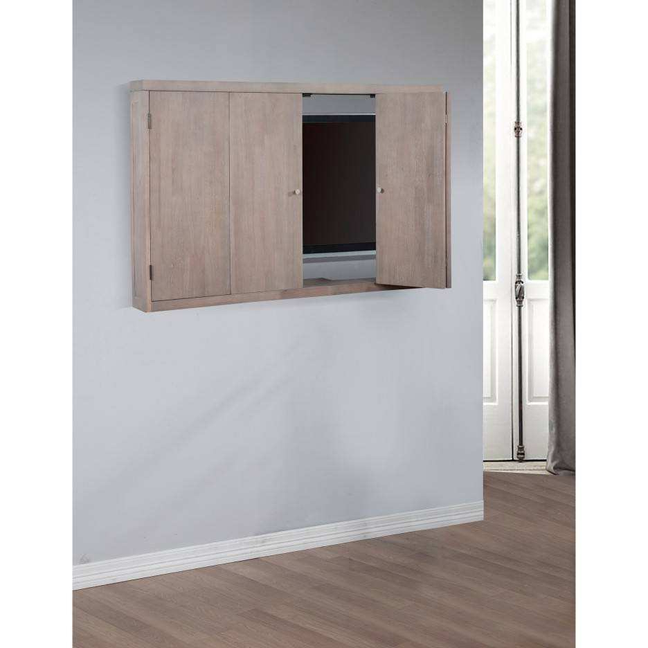 Newest Enclosed Tv Cabinets For Flat Screens With Doors Regarding Inspirational Wall Mounted Cupboards – Home For Kitchen Ideas (View 11 of 20)