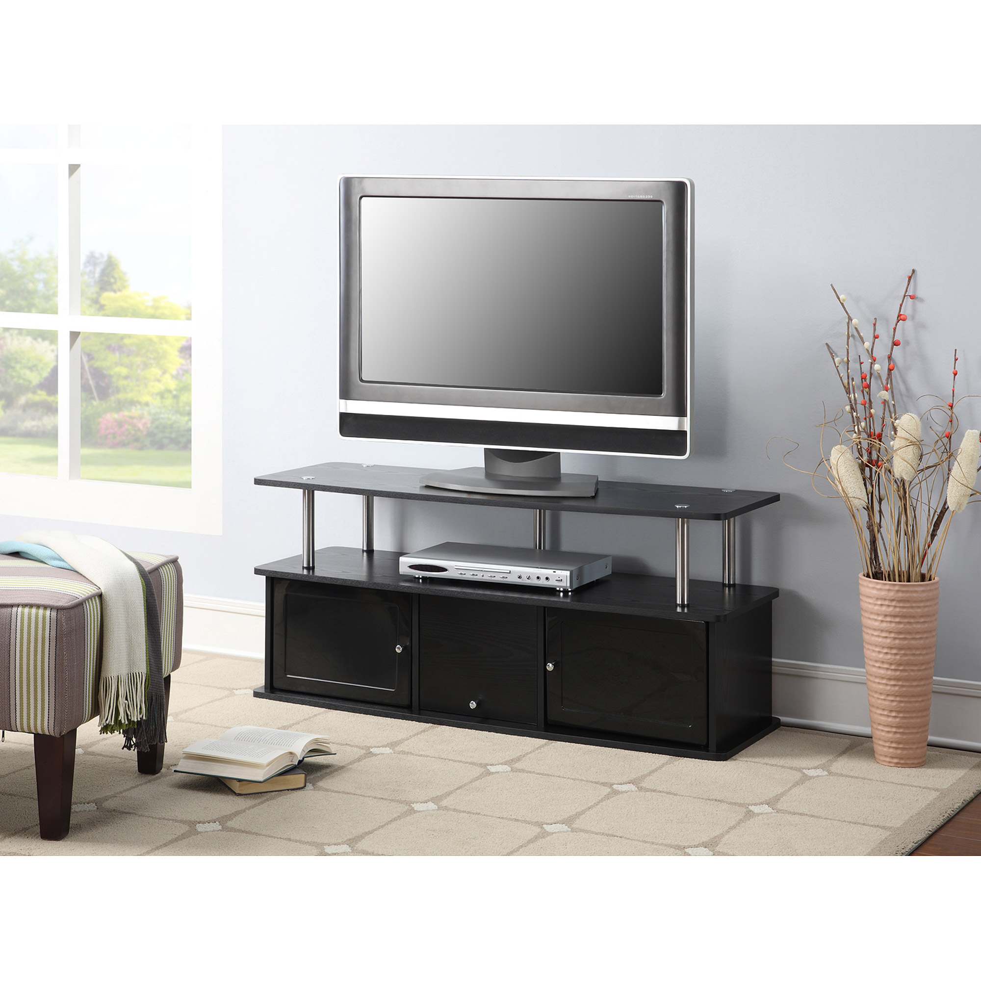 Newest Light Cherry Tv Stands Inside Tv Stands: Outstanding Cherry Tv Stand 2017 Design Sauder Tv Stand (Gallery 5 of 20)