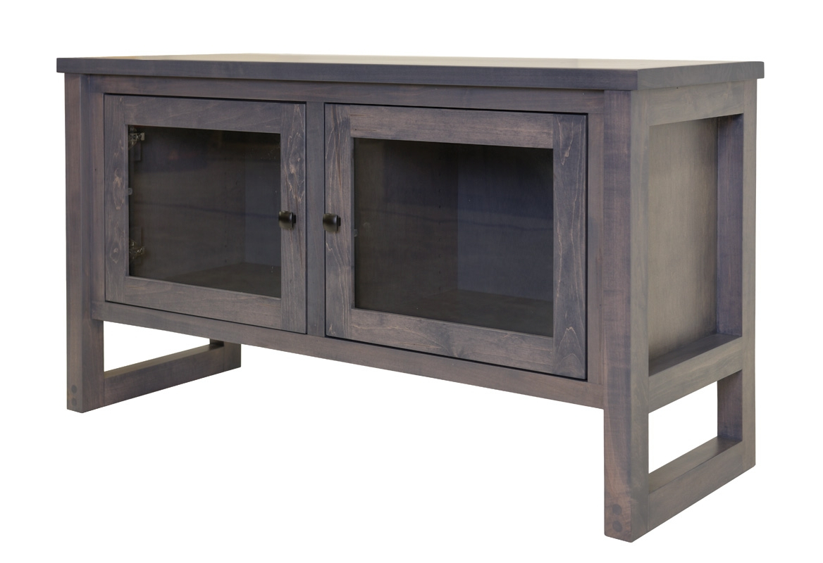 Newest Maple Tv Cabinets Pertaining To Solid Wood Tv Stands And Entertainment Units (Gallery 19 of 20)