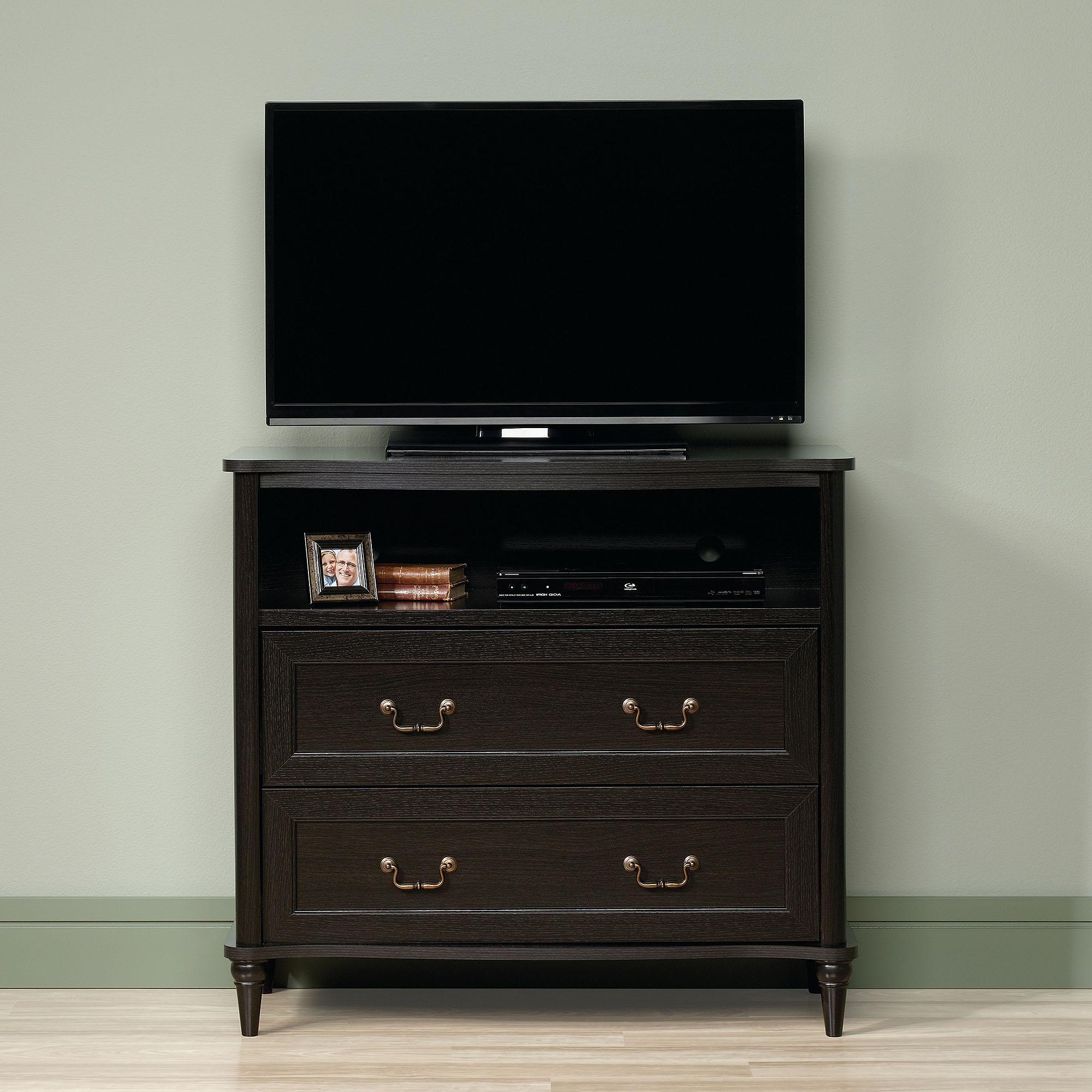 Newest Sauder Wakefield Furniture Collection – Walmart Regarding Wakefield 85 Inch Tv Stands (View 5 of 20)